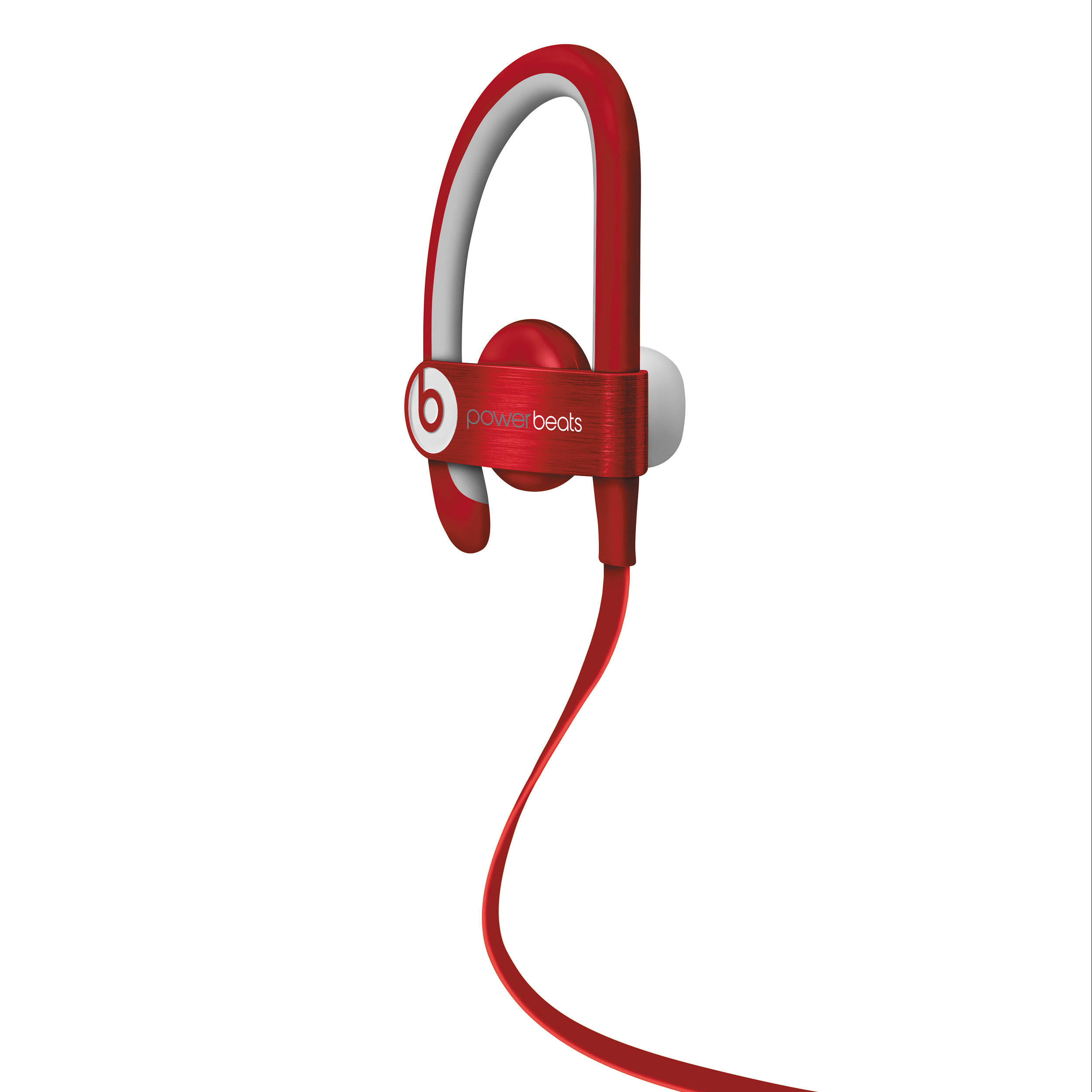 cfb2db4601b Beats by Dr. Dre Powerbeats2 Wired Earbuds (Red) MH782AM/A B&H