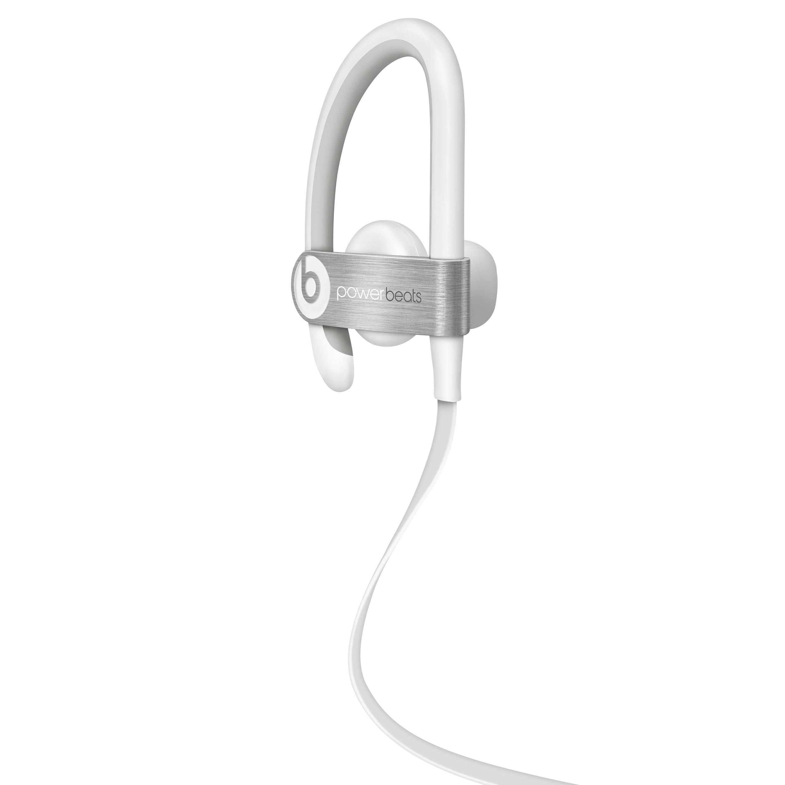 6b376b785ce Beats by Dr. Dre Powerbeats2 Wired Earbuds (White) MHAA2AM/A B&H
