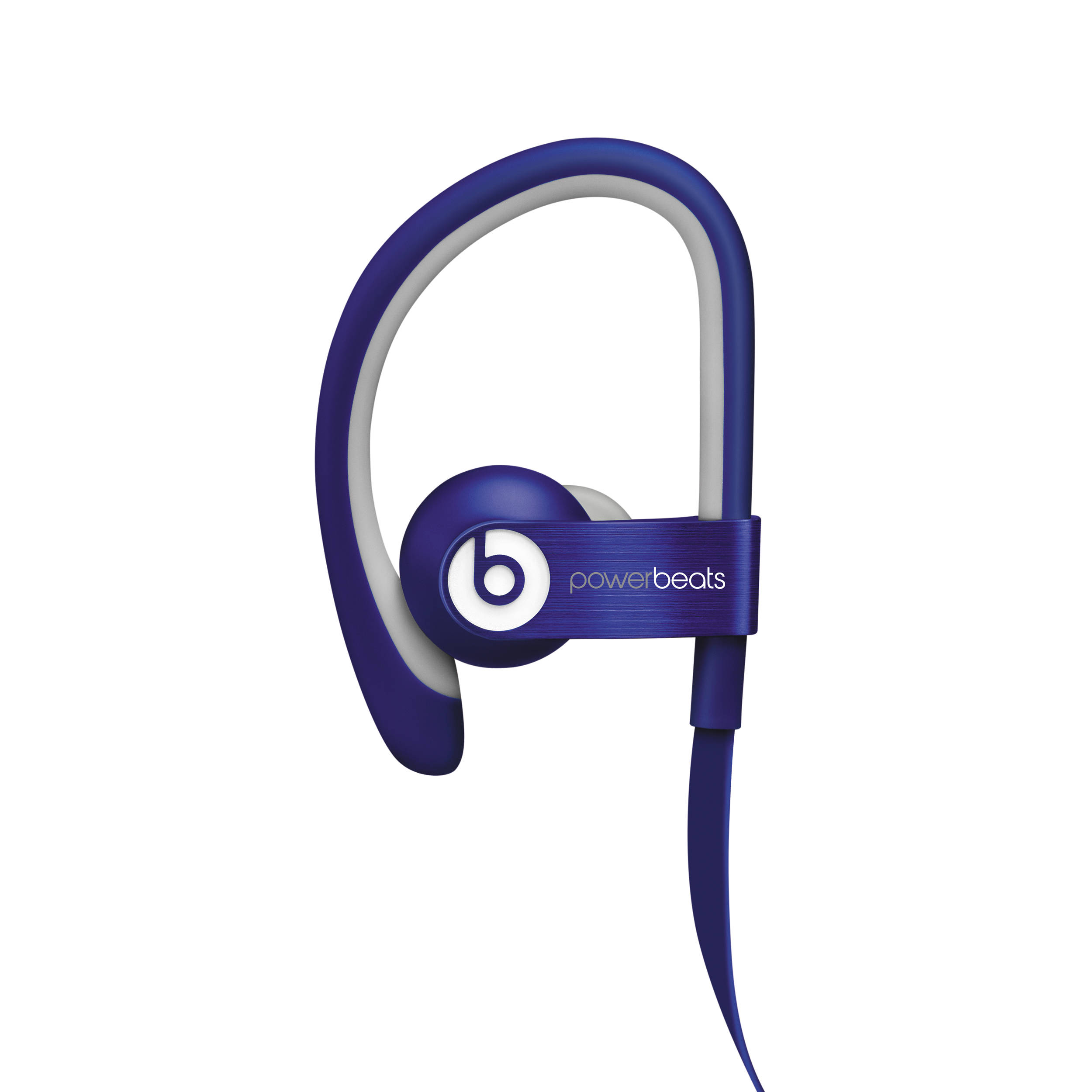 Beats By Dr Dre Powerbeats2 Wired Earbuds Blue MHCU2AM