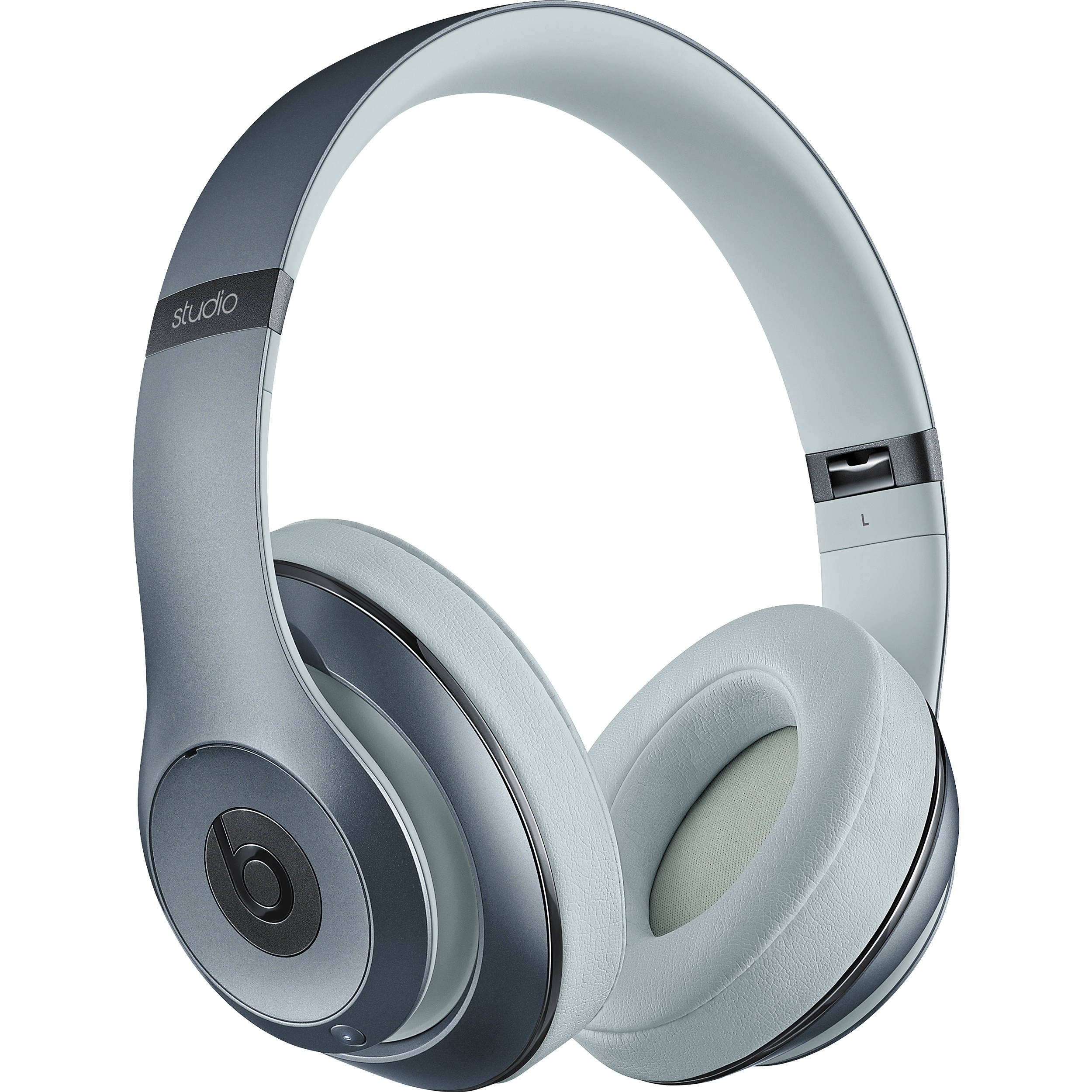 beats by dr dre studio wireless headphones mhdl2am a b h photo. Black Bedroom Furniture Sets. Home Design Ideas