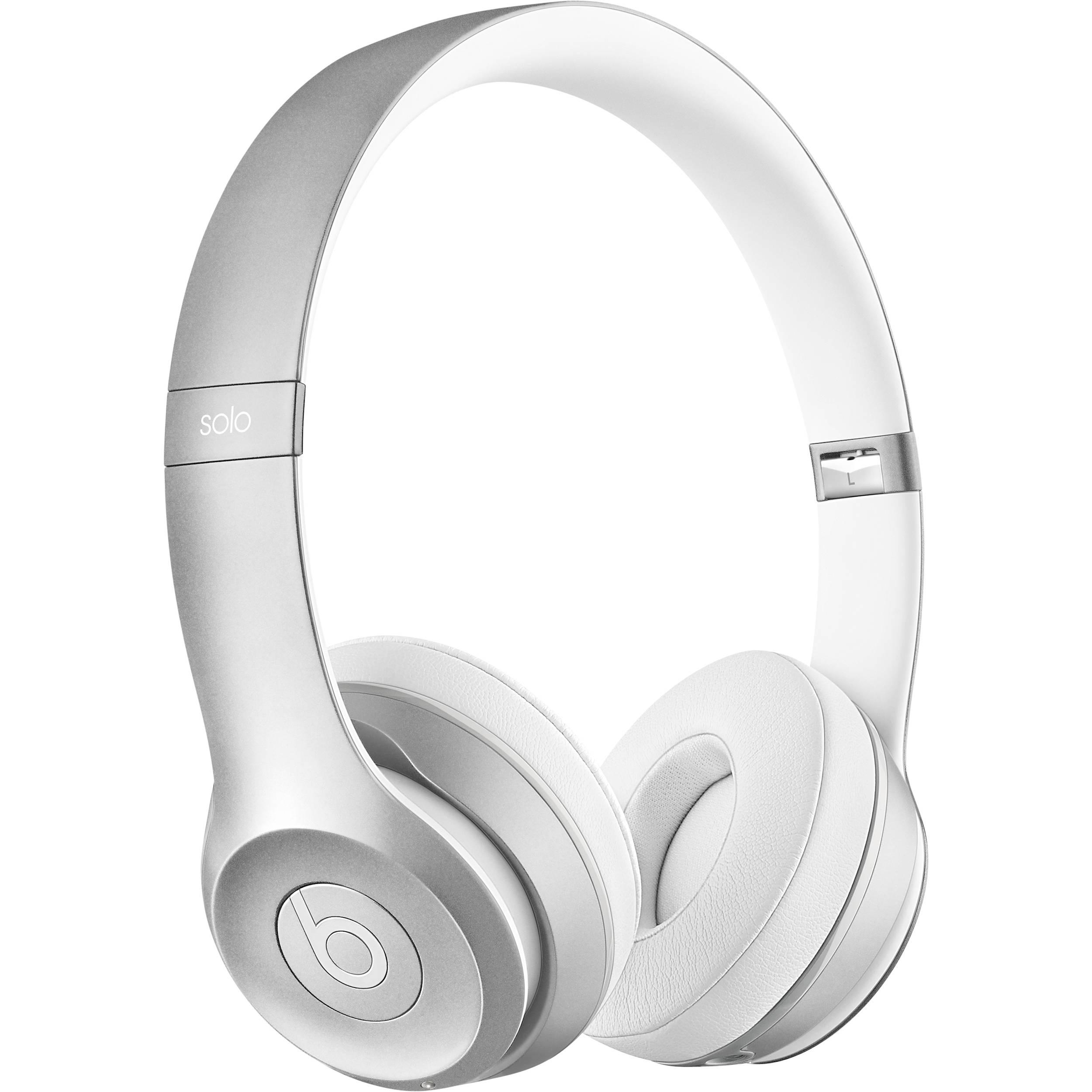 de7a0dd0491 Used Beats by Dr. Dre Solo2 Wireless On-Ear Headphones MKLE2AM/A