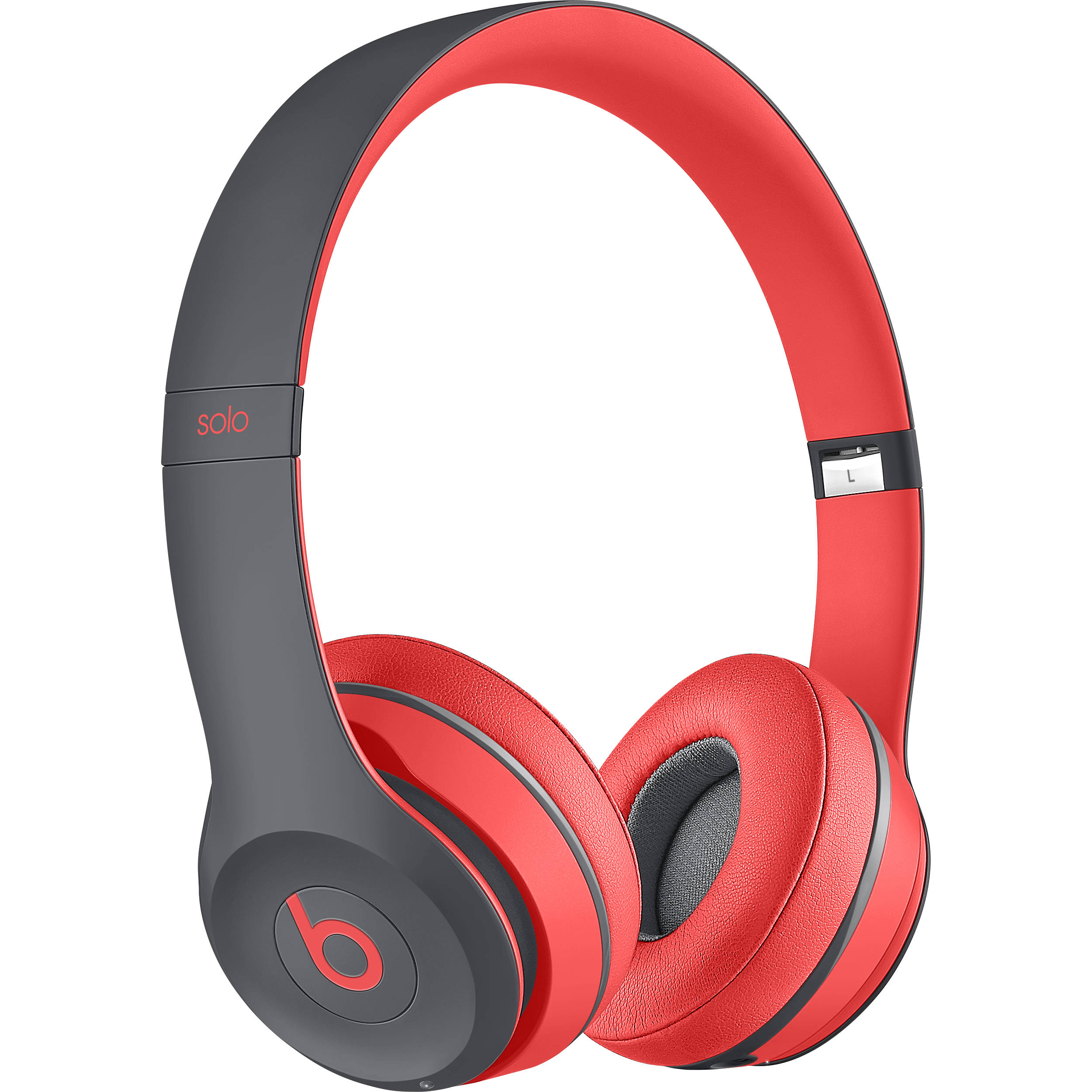 beats by dr dre solo2 wireless on ear headphones mkq22am. Black Bedroom Furniture Sets. Home Design Ideas