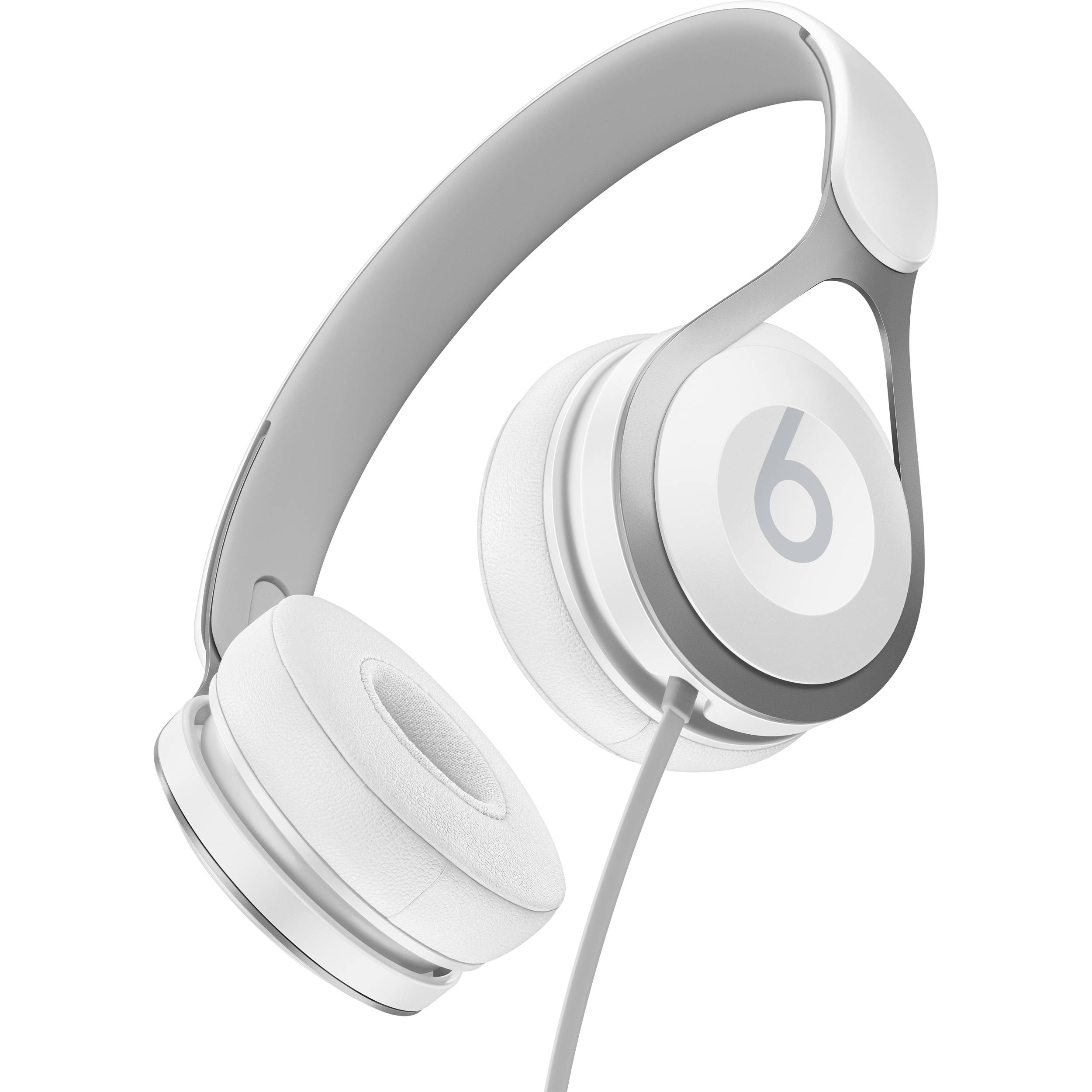 126364aa0af Beats By Dr Dre Ep On Ear Headphones White Ml9a2ll A