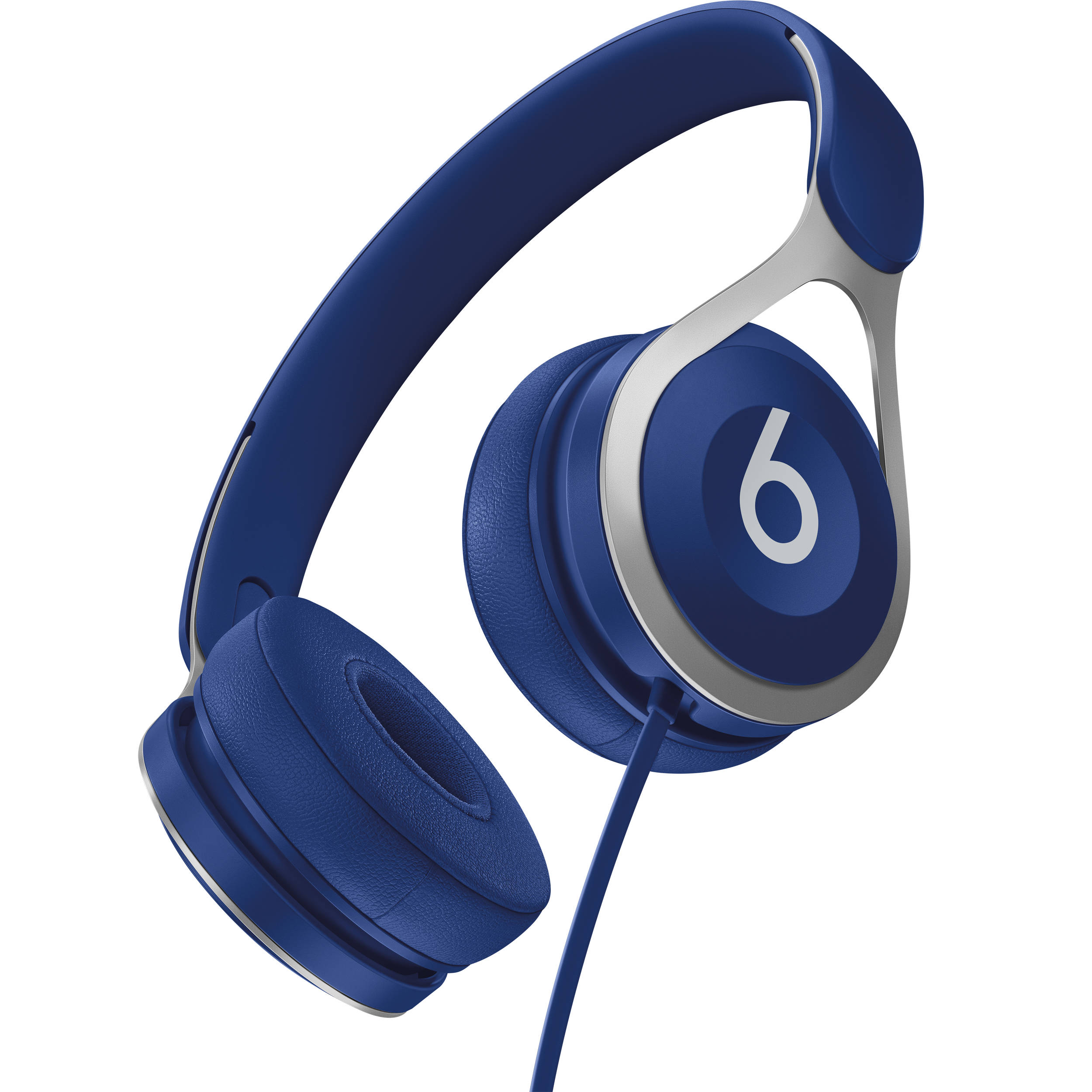 Zip Up Headphones Beats By Dr Dre Beats Ep On Ear Headphones Blue Ml9d2ll A Bh