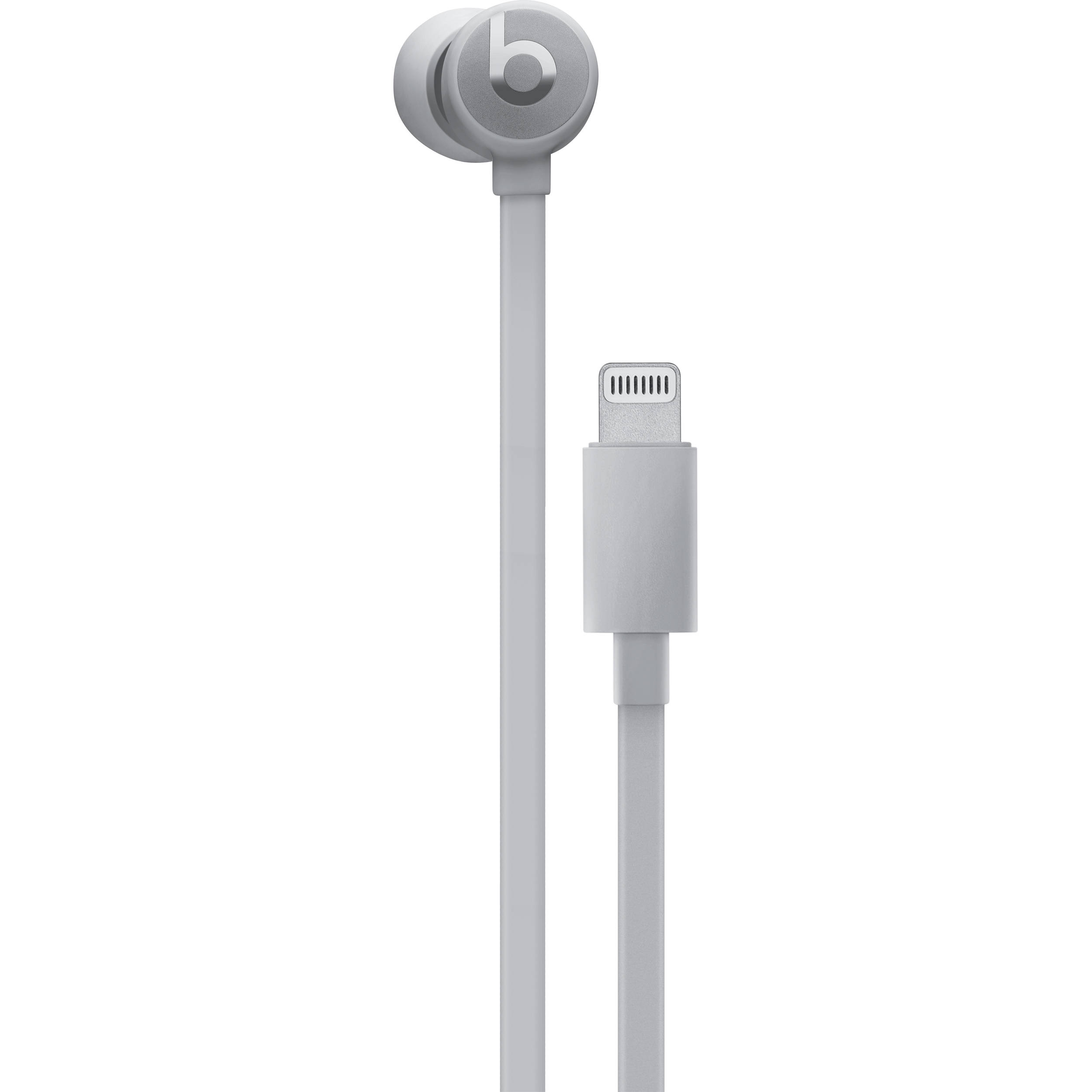Beats by Dr. Dre urBeats3 In-Ear Headphones with Lightning Connector (Satin Silver