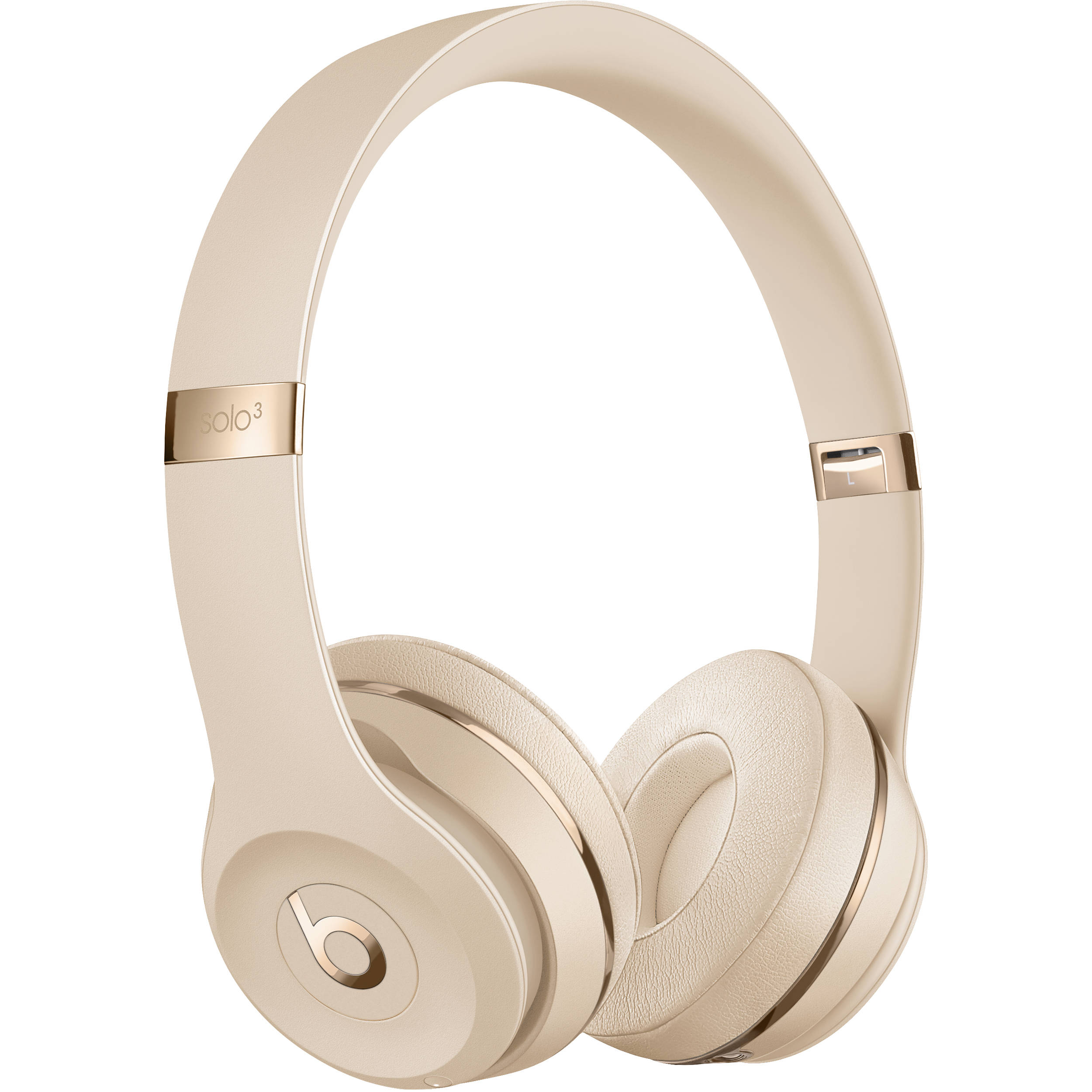 6e0bb0a944f Beats by Dr. Dre Beats Solo3 Wireless On-Ear Headphones (Satin Gold