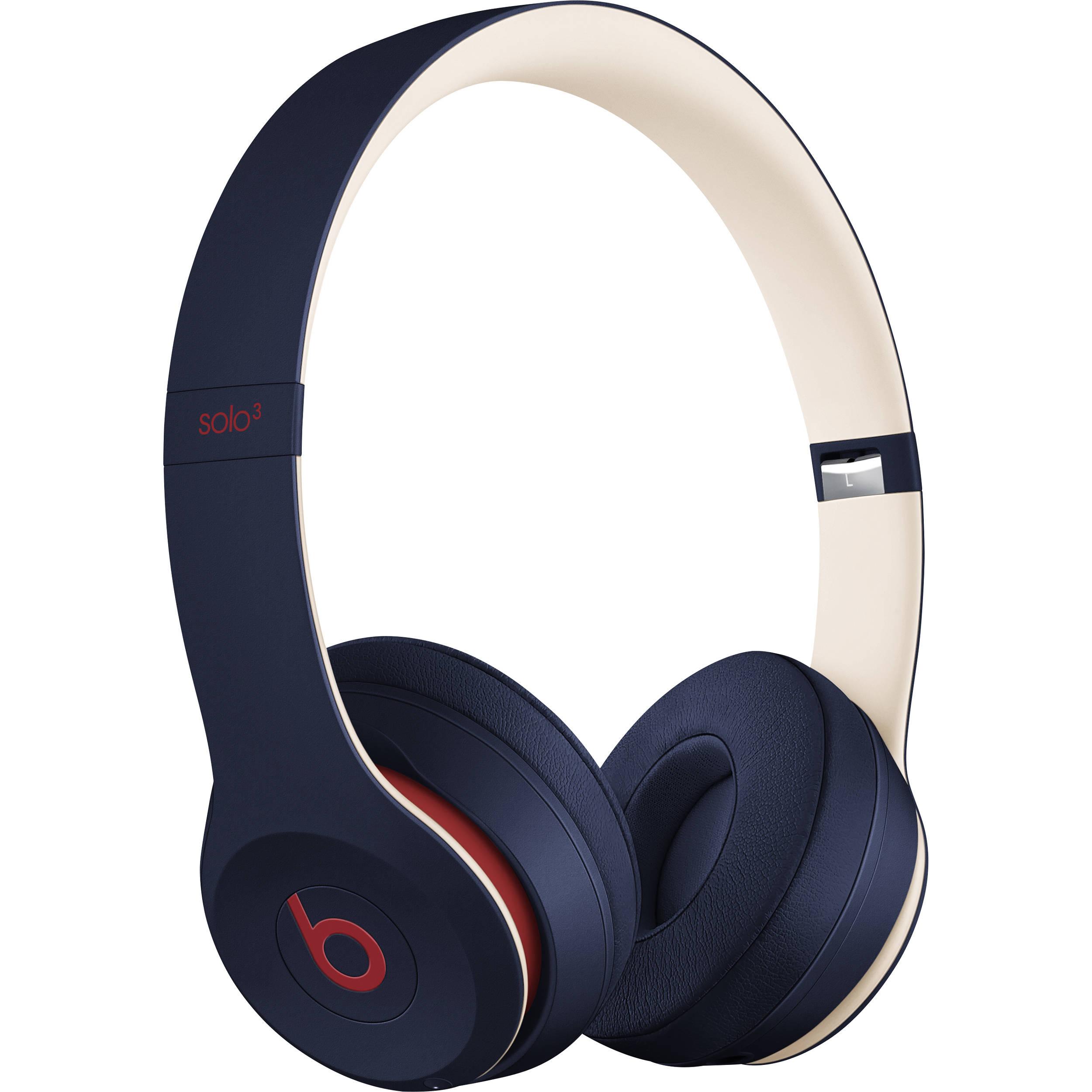 Beats By Dr Dre Beats Solo3 Wireless On Ear Headphones Mx452lla