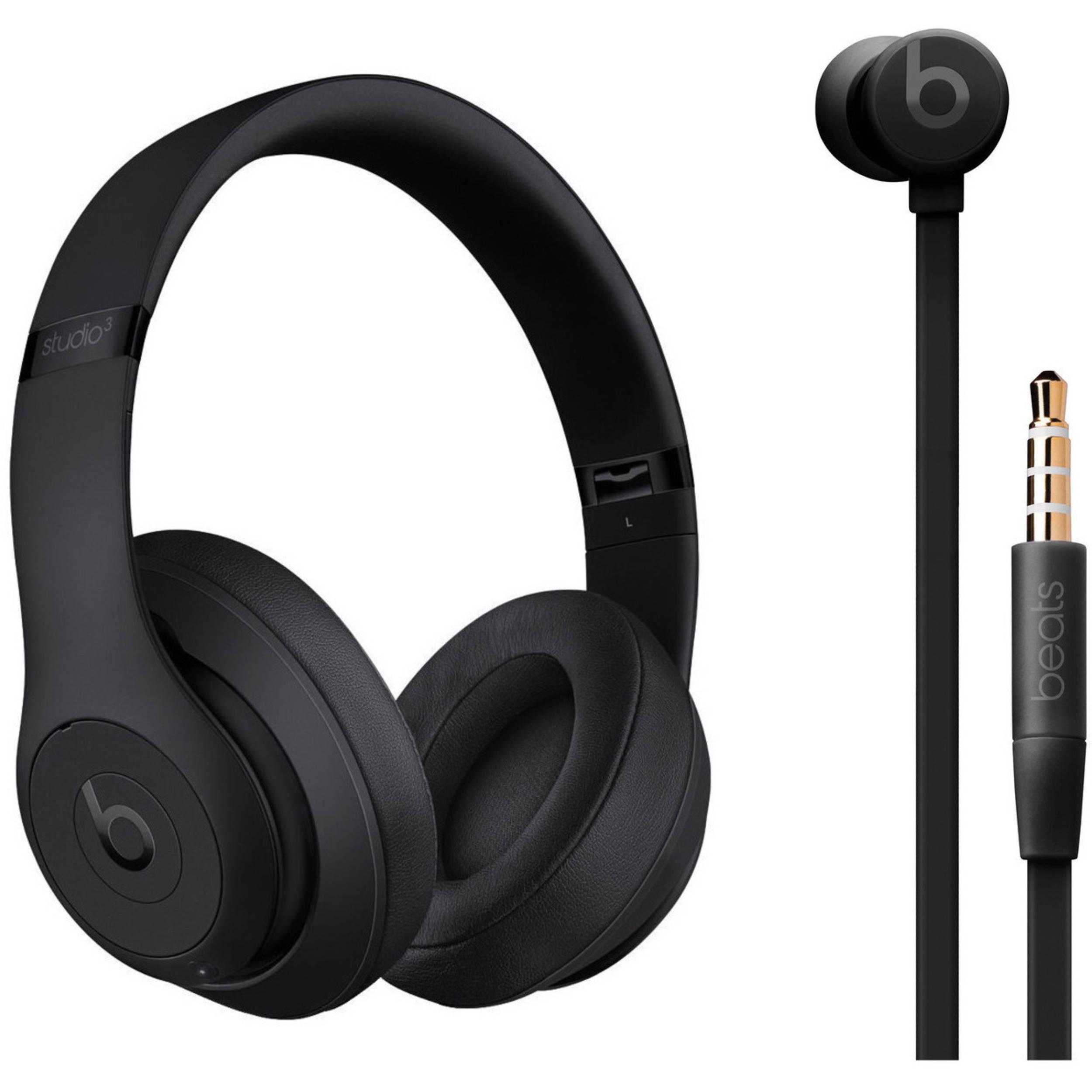 Beats By Dr Dre Studio3 Wireless Noise Canceling Headphones