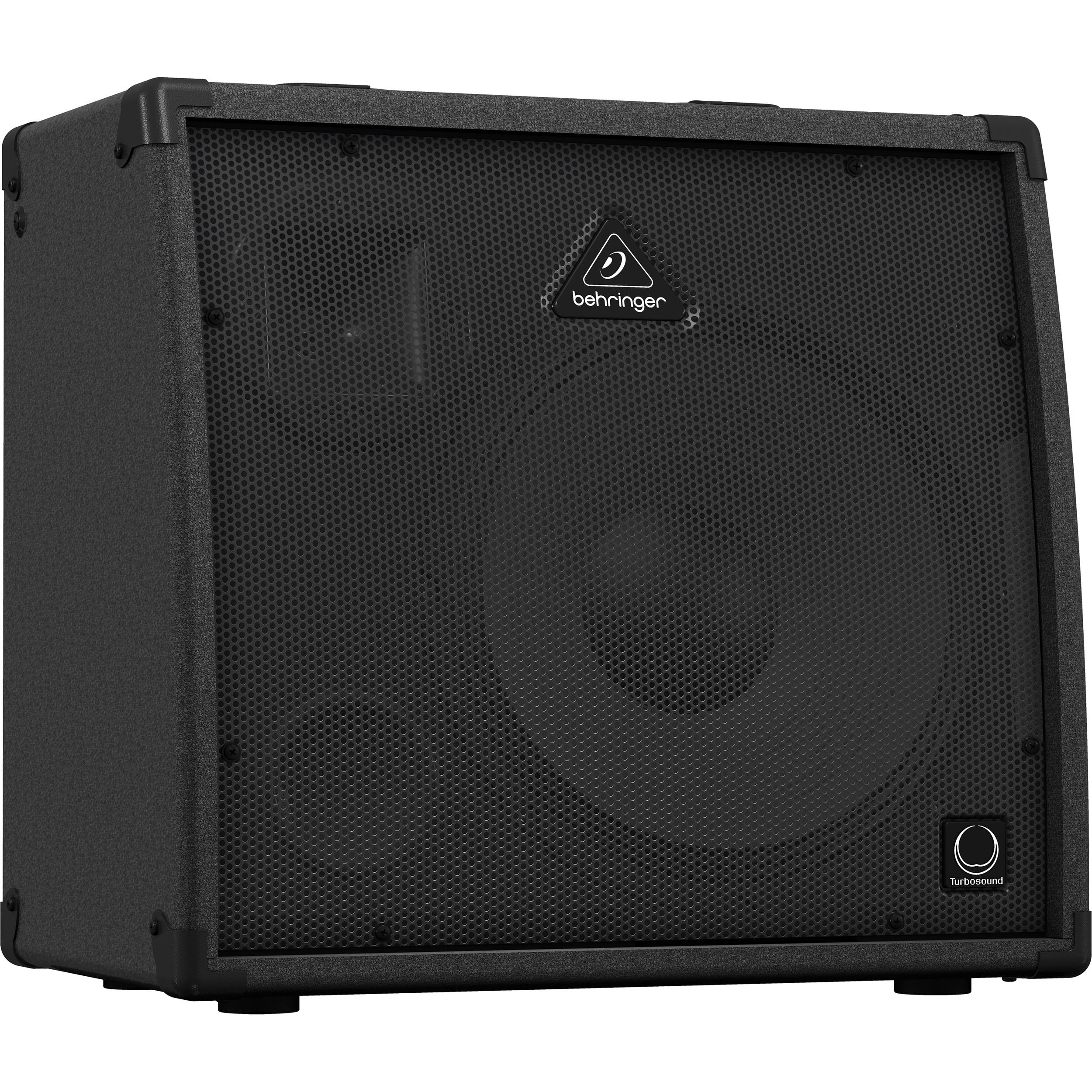behringer ultratone kxd12 600 watt 4 channel pa system kxd12 b h. Black Bedroom Furniture Sets. Home Design Ideas