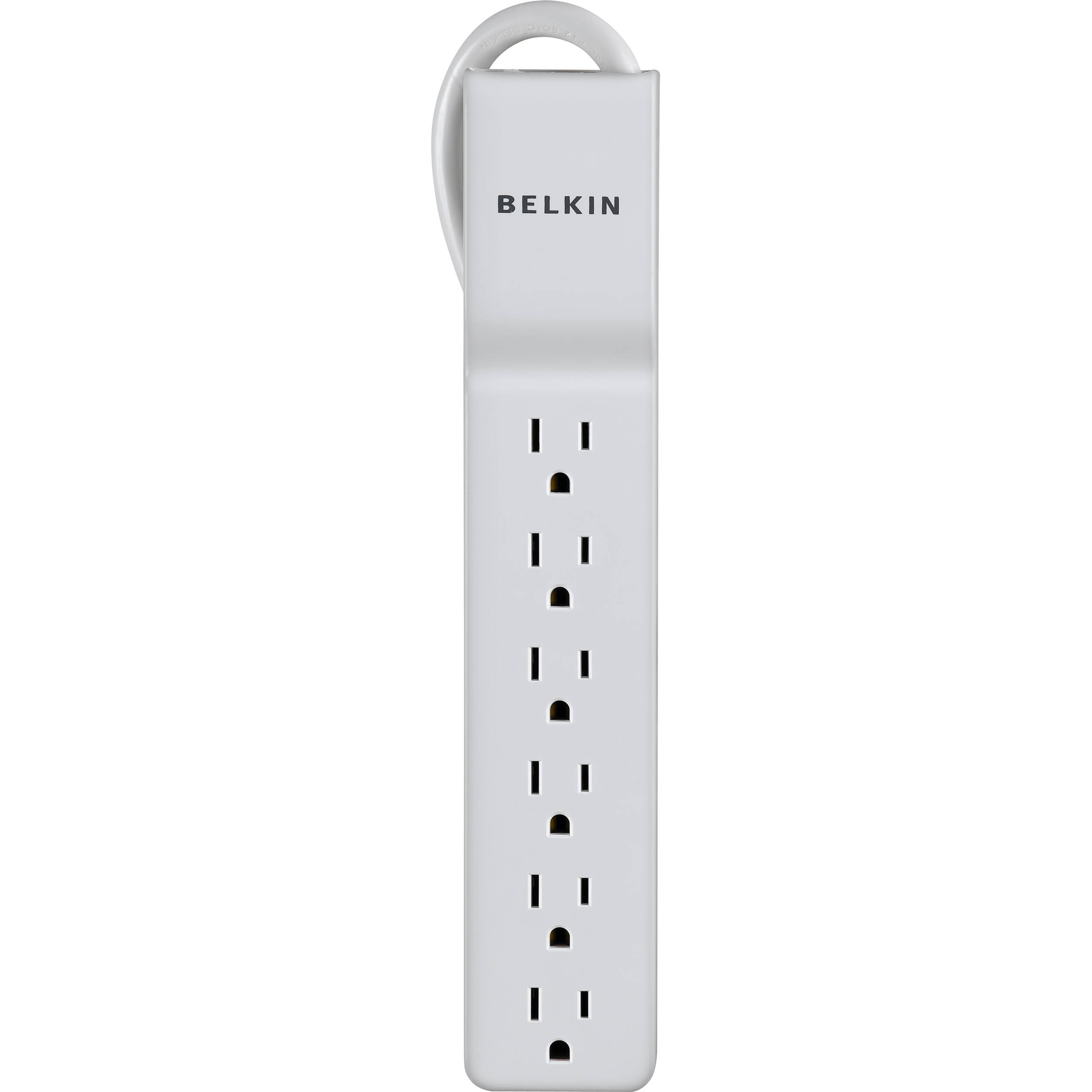 Belkin Office Ces Belkin 6outlet Homeoffice Surge Protector 10 Cord White Picclick Belkin 6outlet Homeoffice Surge Protector Be10600010 Bh