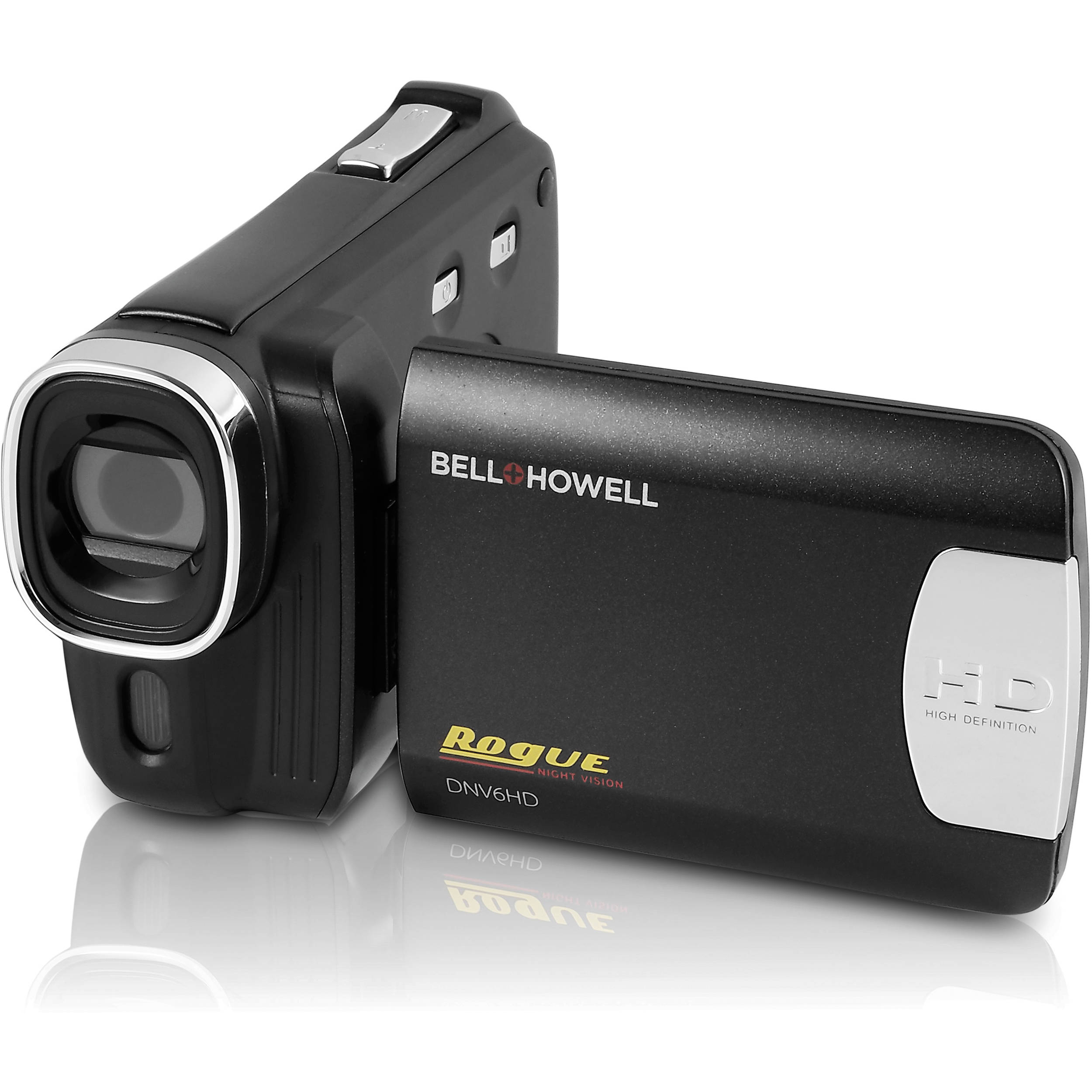 Bell & Howell Rogue DNV6HD 1080p HD Night Vision DNV6HD-BK B&H