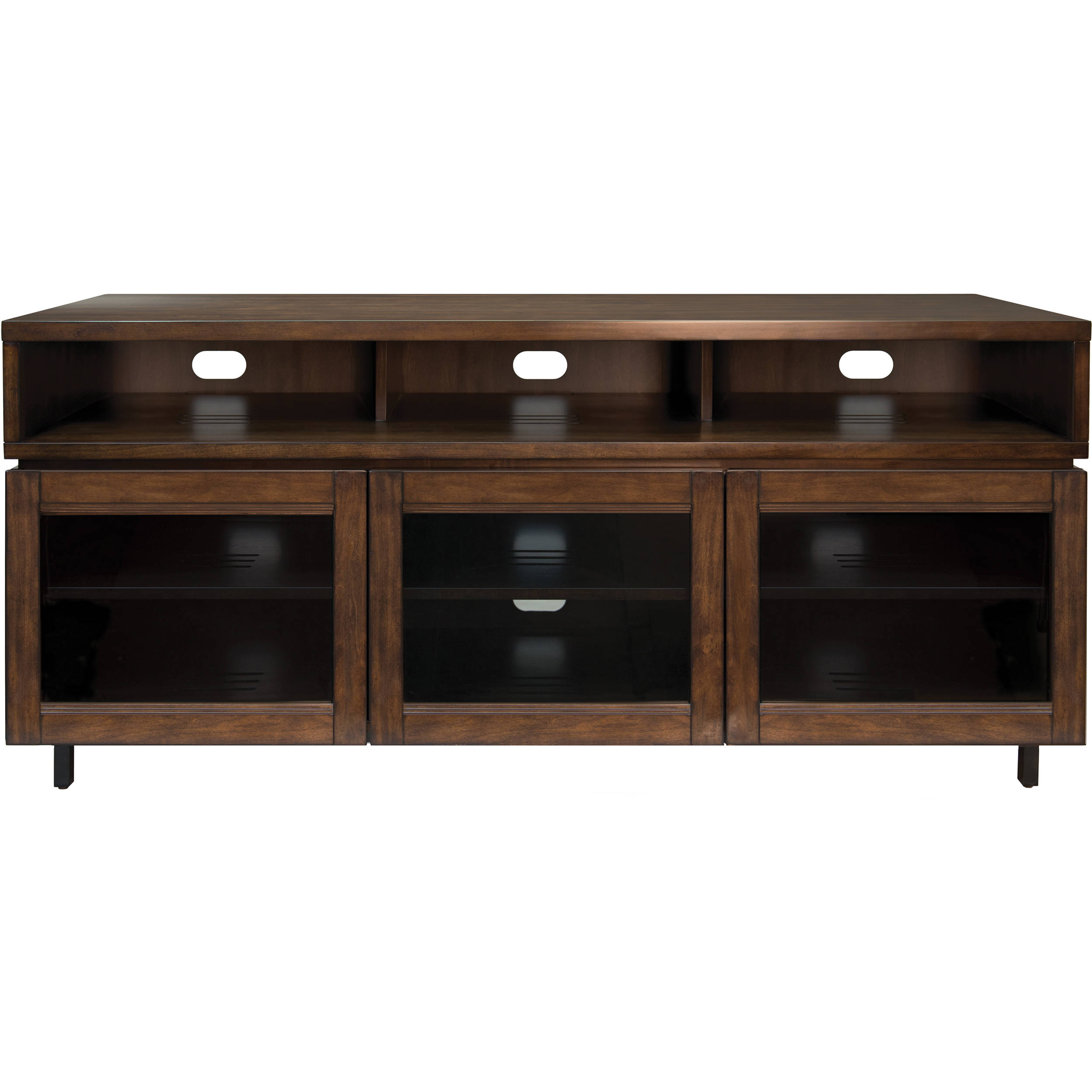 Bell 39 o pr45 cocoa finish wood home entertainment cabinet pr45 for Cocoa cabinets