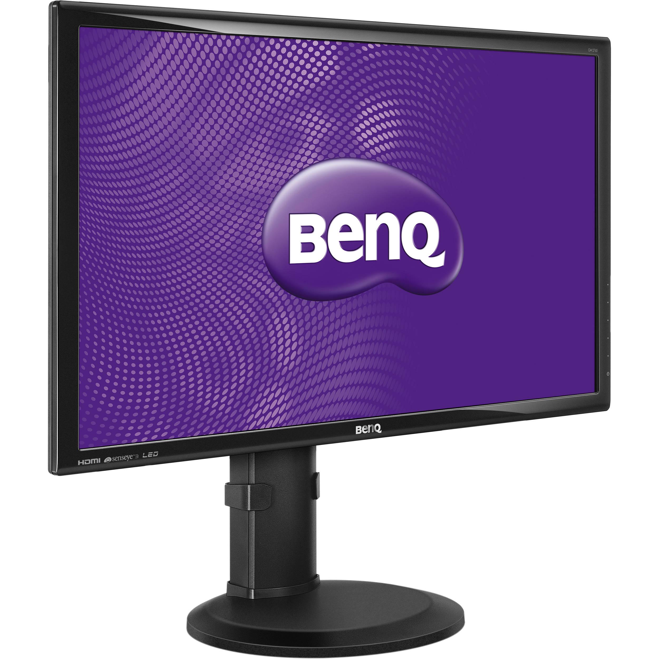 benq gw2765ht 27 16 9 ips monitor gw2765ht b h photo video. Black Bedroom Furniture Sets. Home Design Ideas