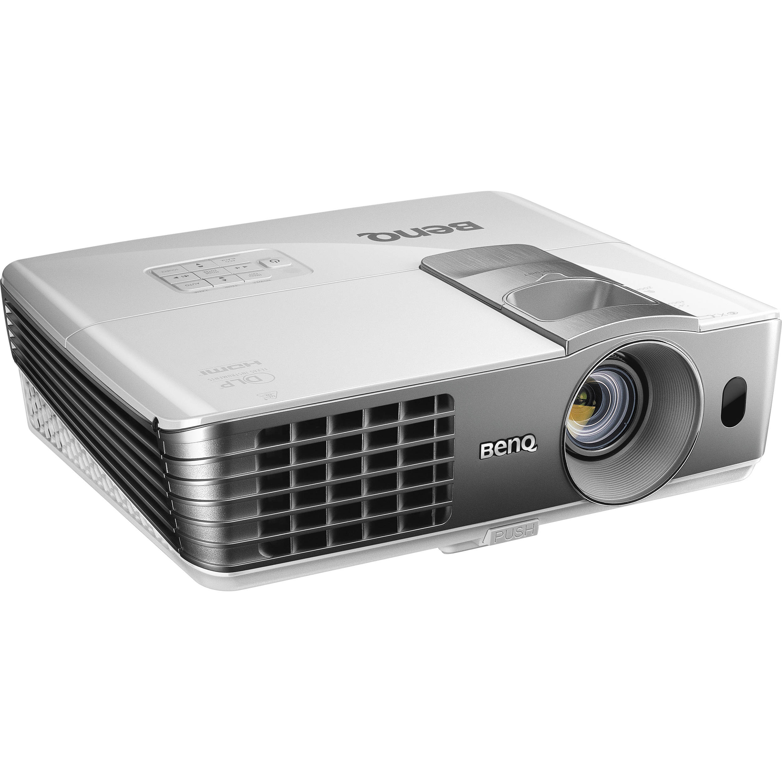 Benq W1070 Full Hd 1080p 3d Dlp Home Entertainment