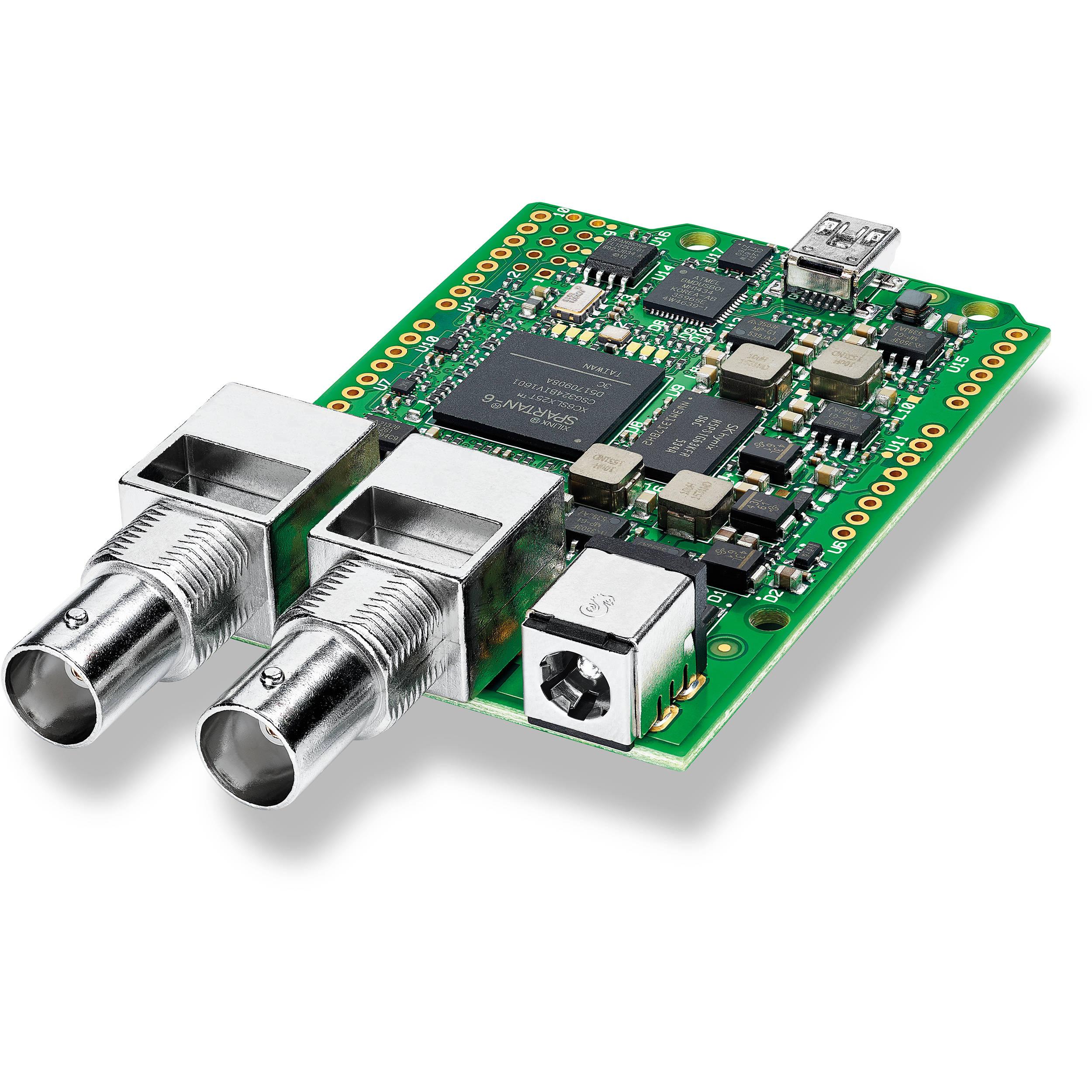 Blackmagic Design 3g Sdi Arduino Shield Cinstudxurdo 3g B Amp H