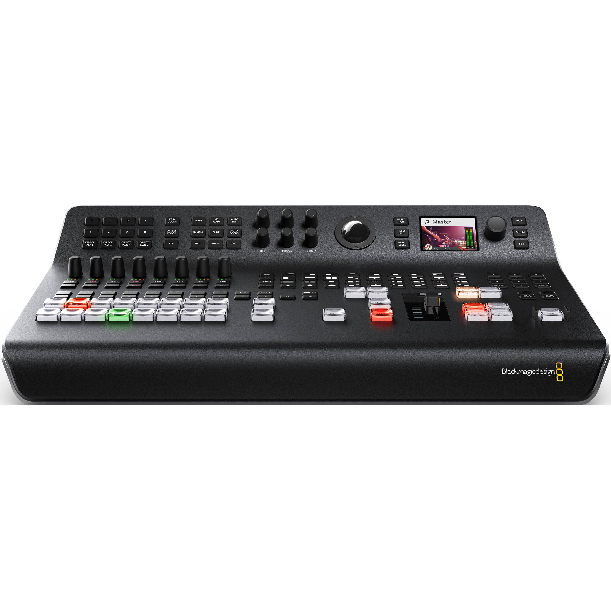 Professional Video Switchers Bh Photo Two Way Switch Price In India Blackmagic Design Atem Television Studio Pro Hd Live Production Switcher