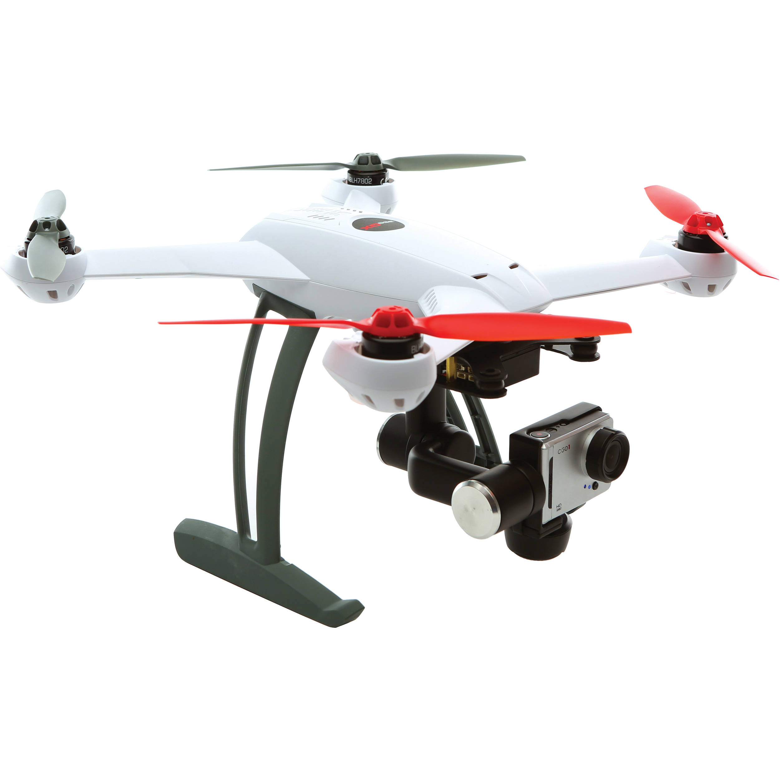 BLADE 350 QX2 RTF Quadcopter with 1080p Camera BLH7900 B&H Photo