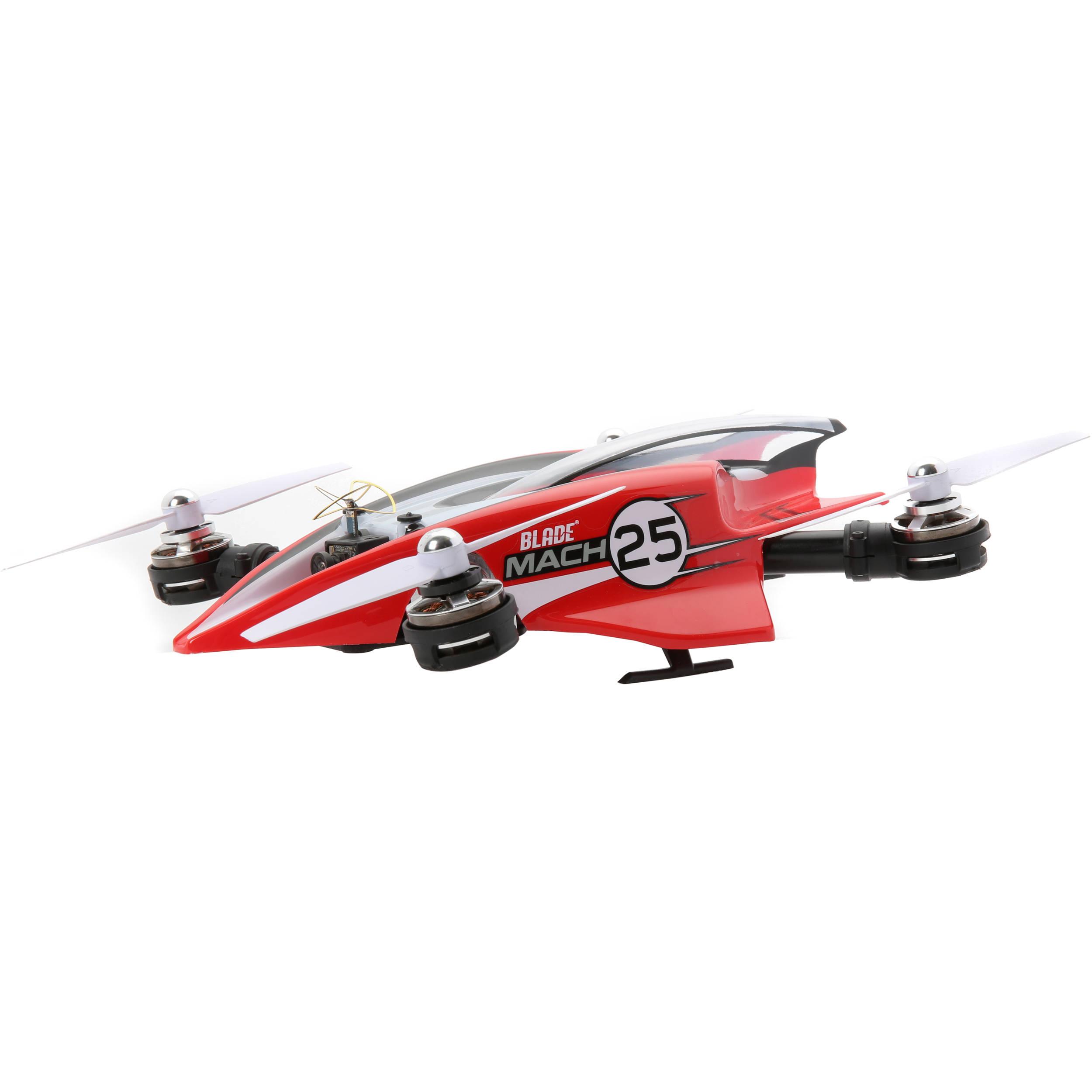 BLADE Mach 25 FPV Racer (BNF) ...