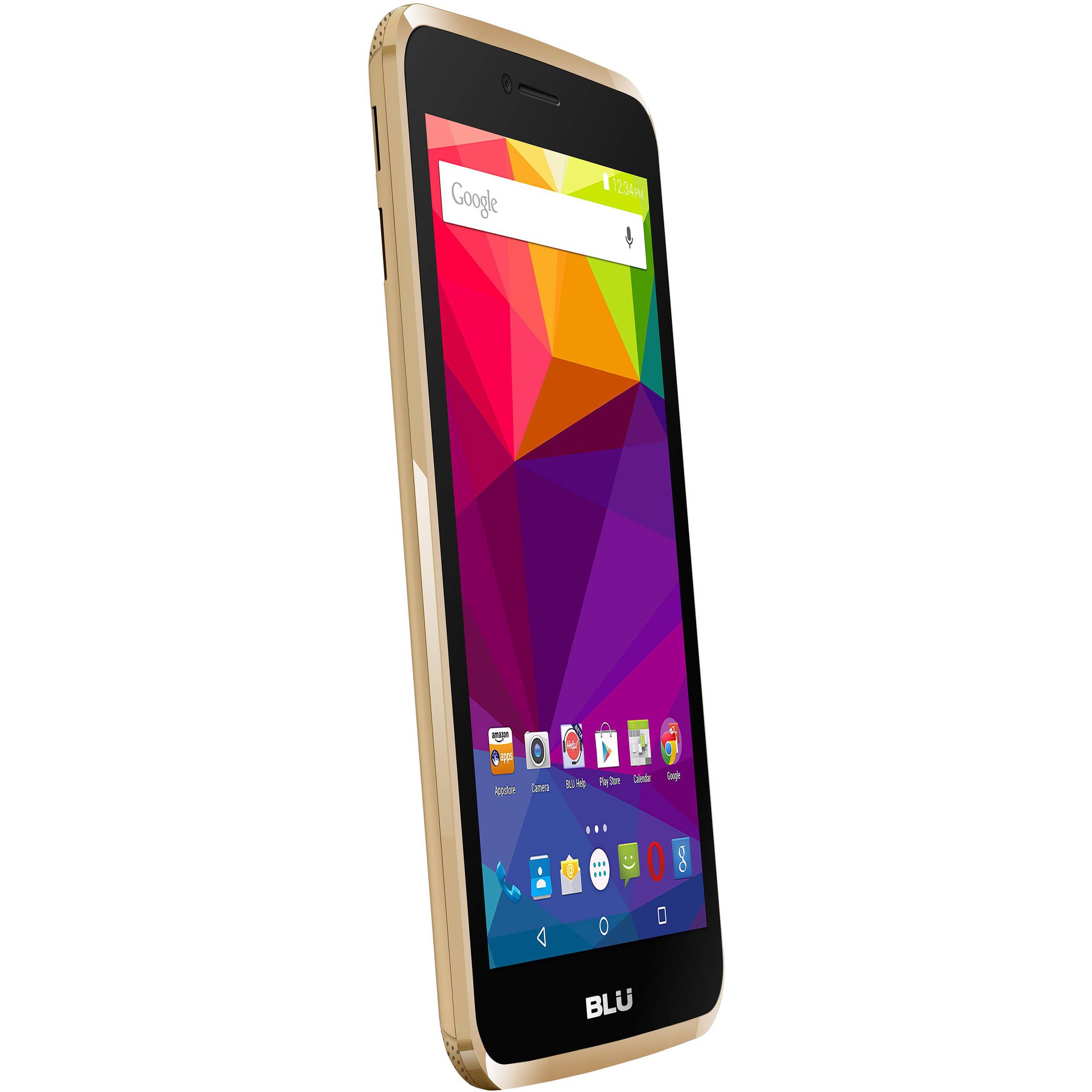 blu touchbook g7 p240u 4gb smartphone unlocked gold rh bhphotovideo com Blu Touch Book Review Blu Touch Book 7.0 3G