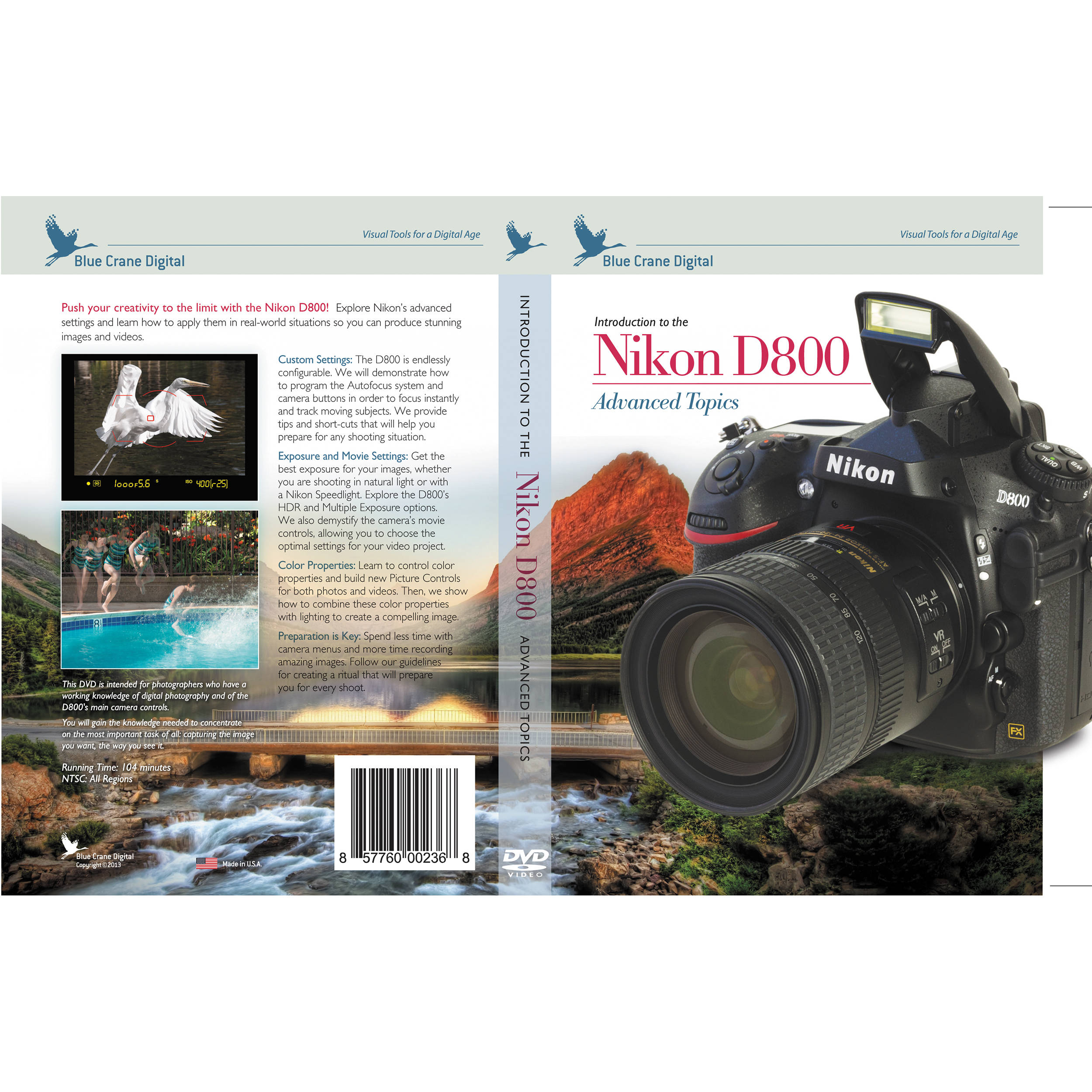 learn how to use your nikon