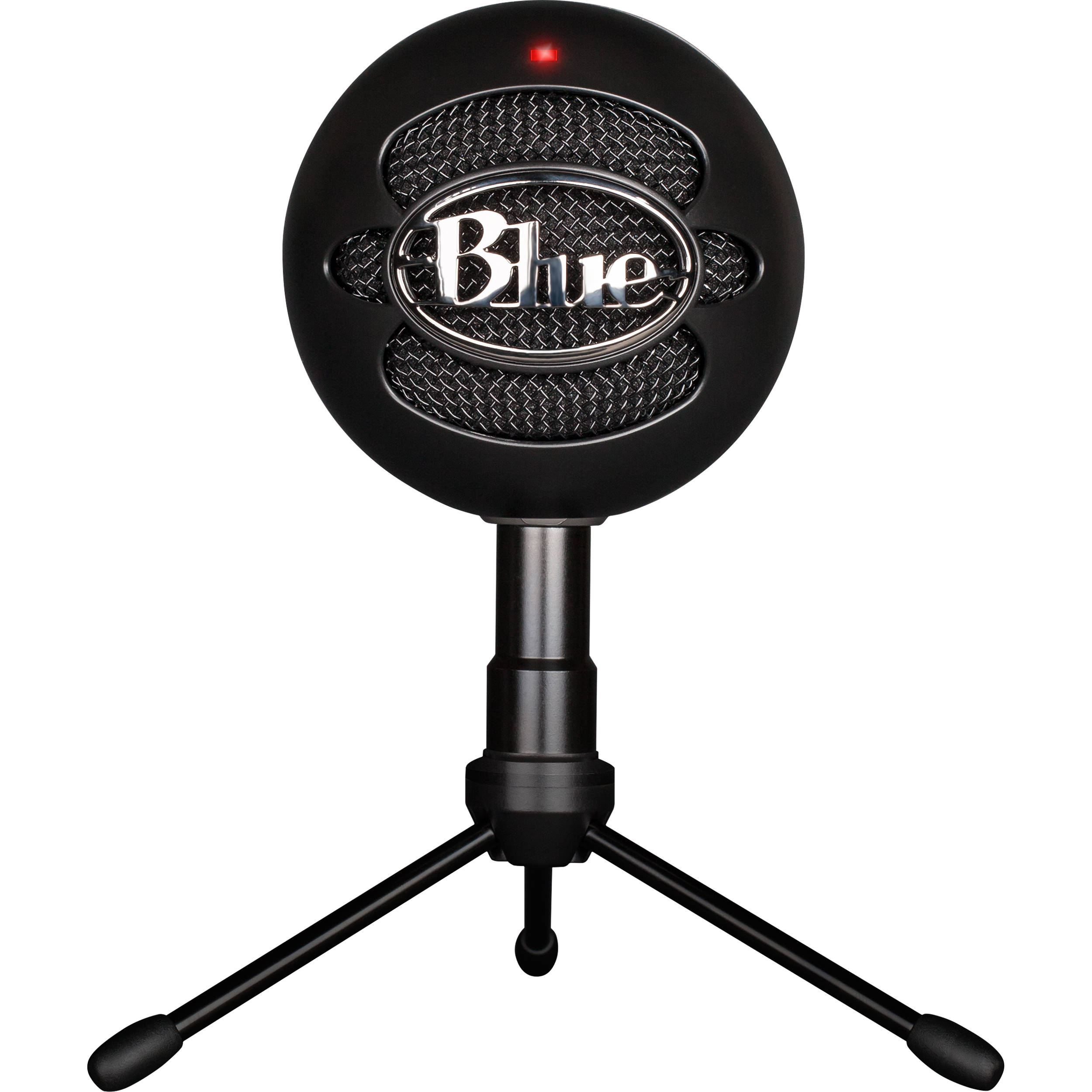 Blue Snowball iCE USB Condenser Microphone 988-000067 B&H Photo