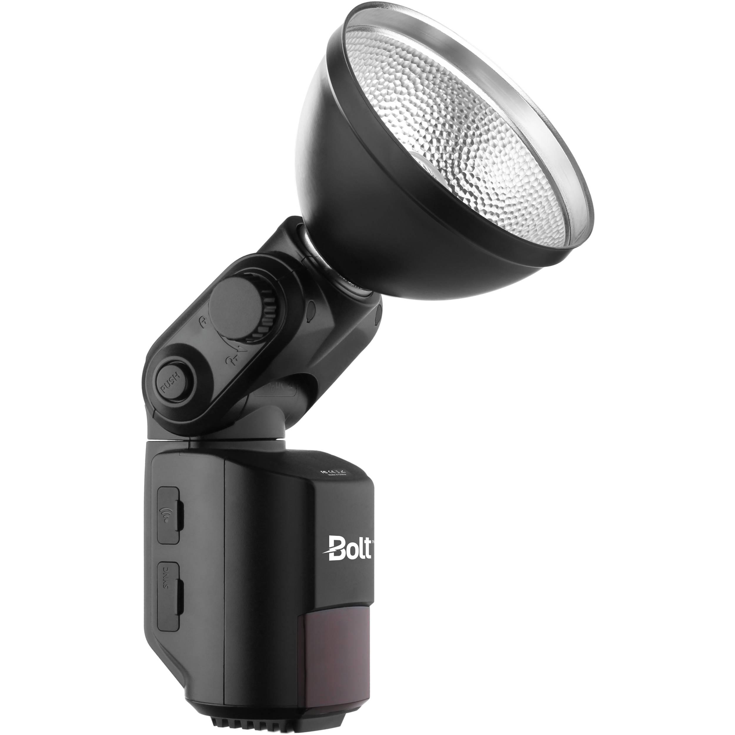Bolt VB-22 Bare-Bulb Flash  sc 1 st  Bu0026H & Bolt VB-22 Bare-Bulb Flash VB-22 Bu0026H Photo Video azcodes.com
