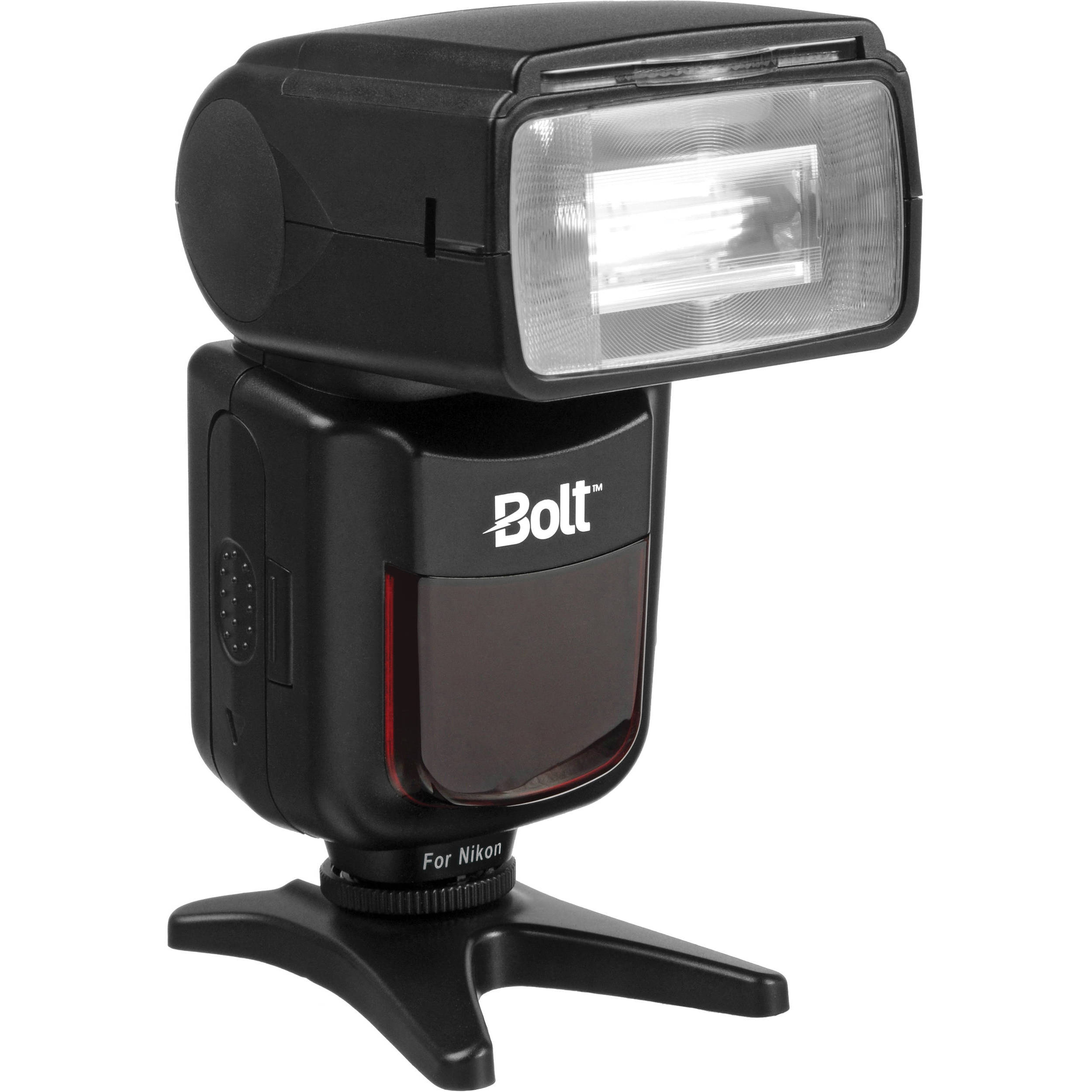 Bolt VX-710N TTL Flash for Nikon Cameras VX-710N B&H Photo Video