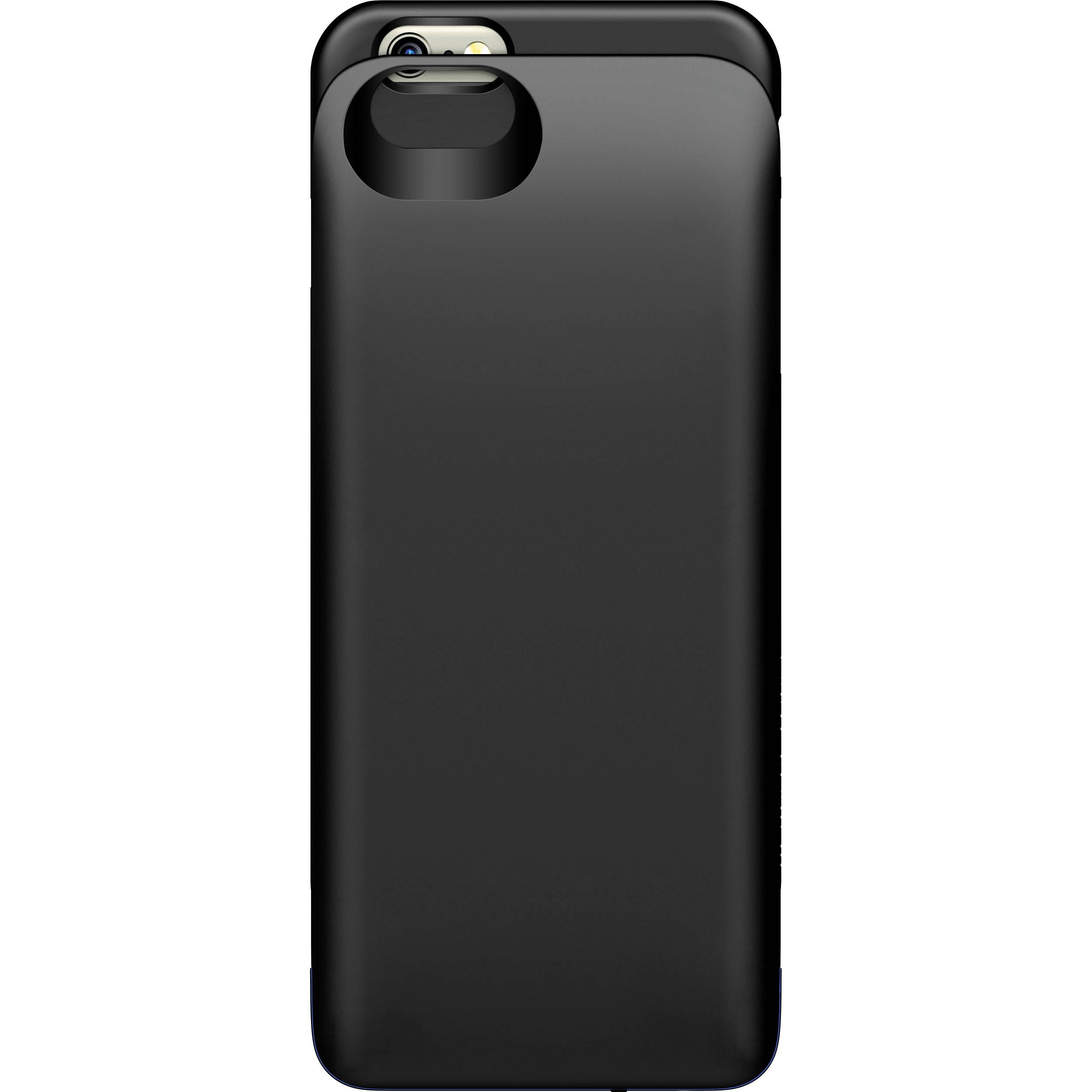 boostcase hybrid power case for iphone 6 6s bch2200ip6 blk b h. Black Bedroom Furniture Sets. Home Design Ideas