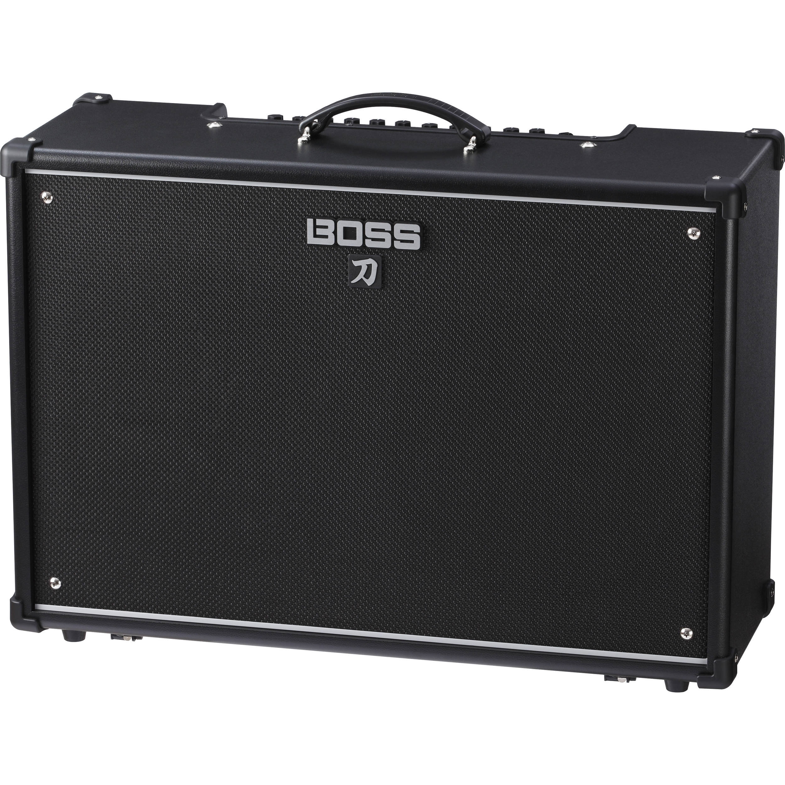boss katana 100 212 100w 2x12 combo amplifier ktn 100 212 b h. Black Bedroom Furniture Sets. Home Design Ideas