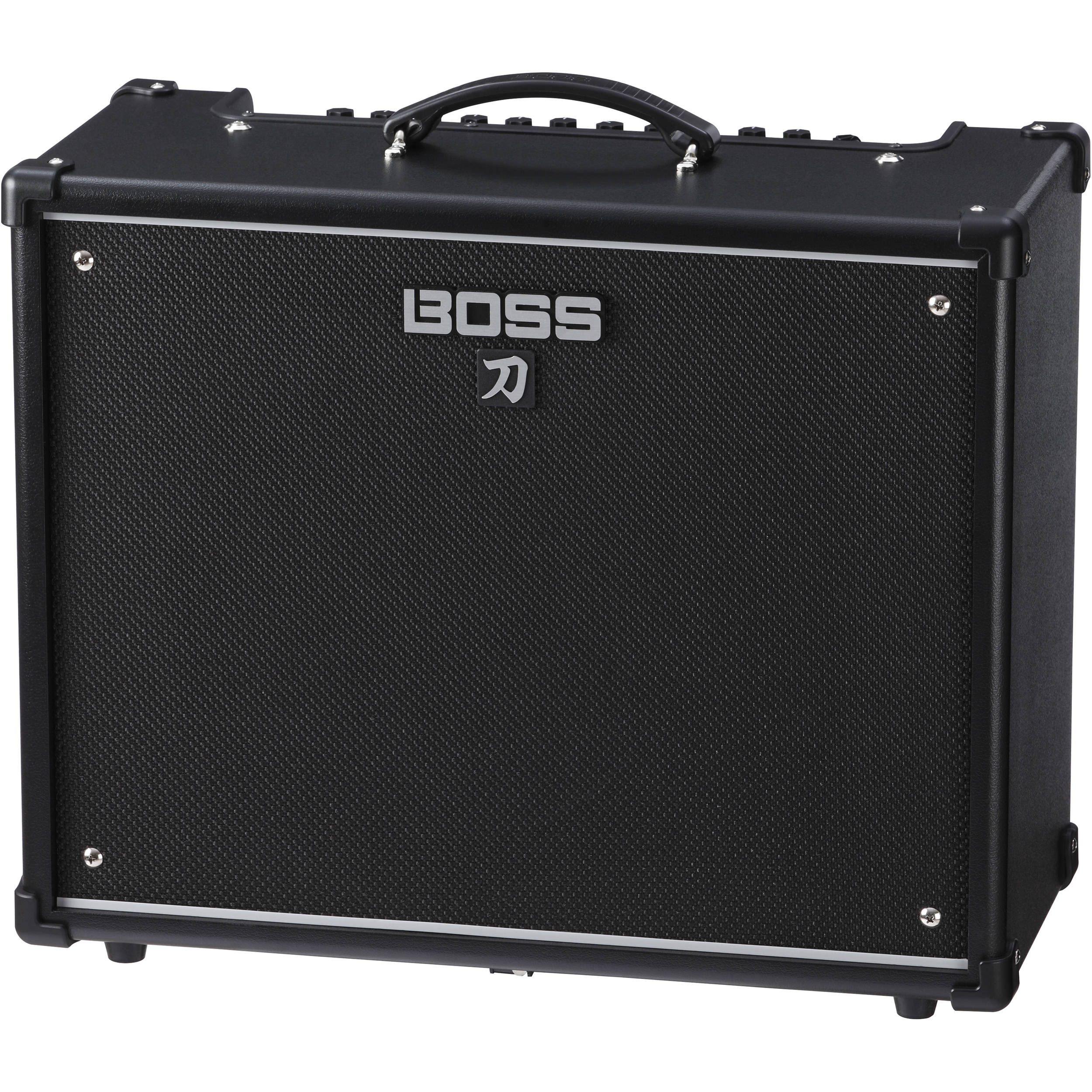 boss katana 100 100w 1x12 combo amplifier for electric ktn 100. Black Bedroom Furniture Sets. Home Design Ideas