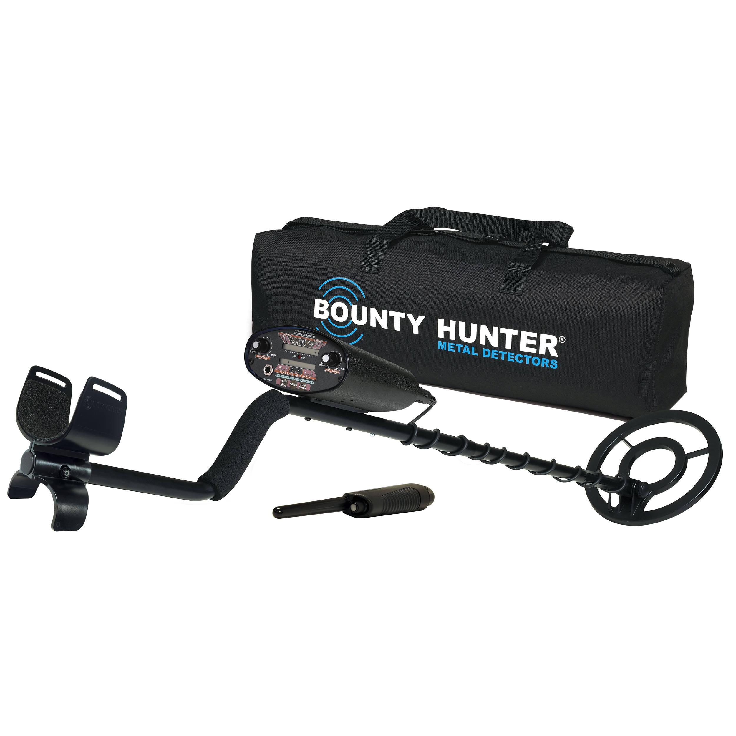 bounty hunter quick draw pro manual