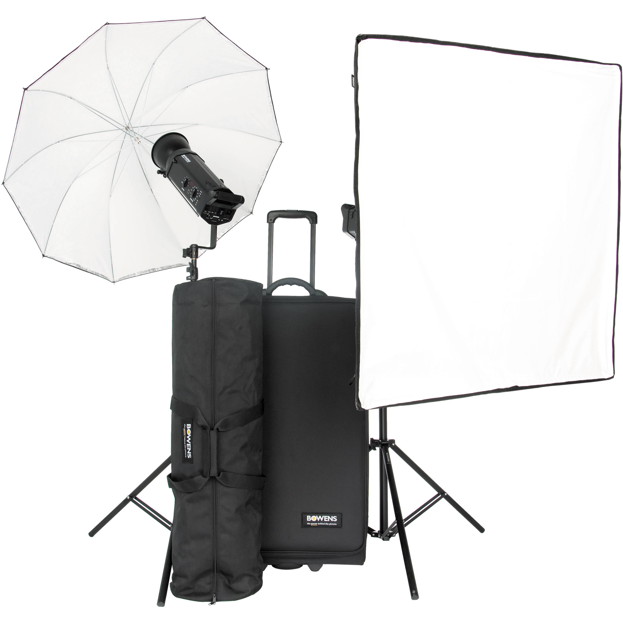 Bowens Gemini 1000pro 2 Light Kit Bw 8805usp Bh Photo Video