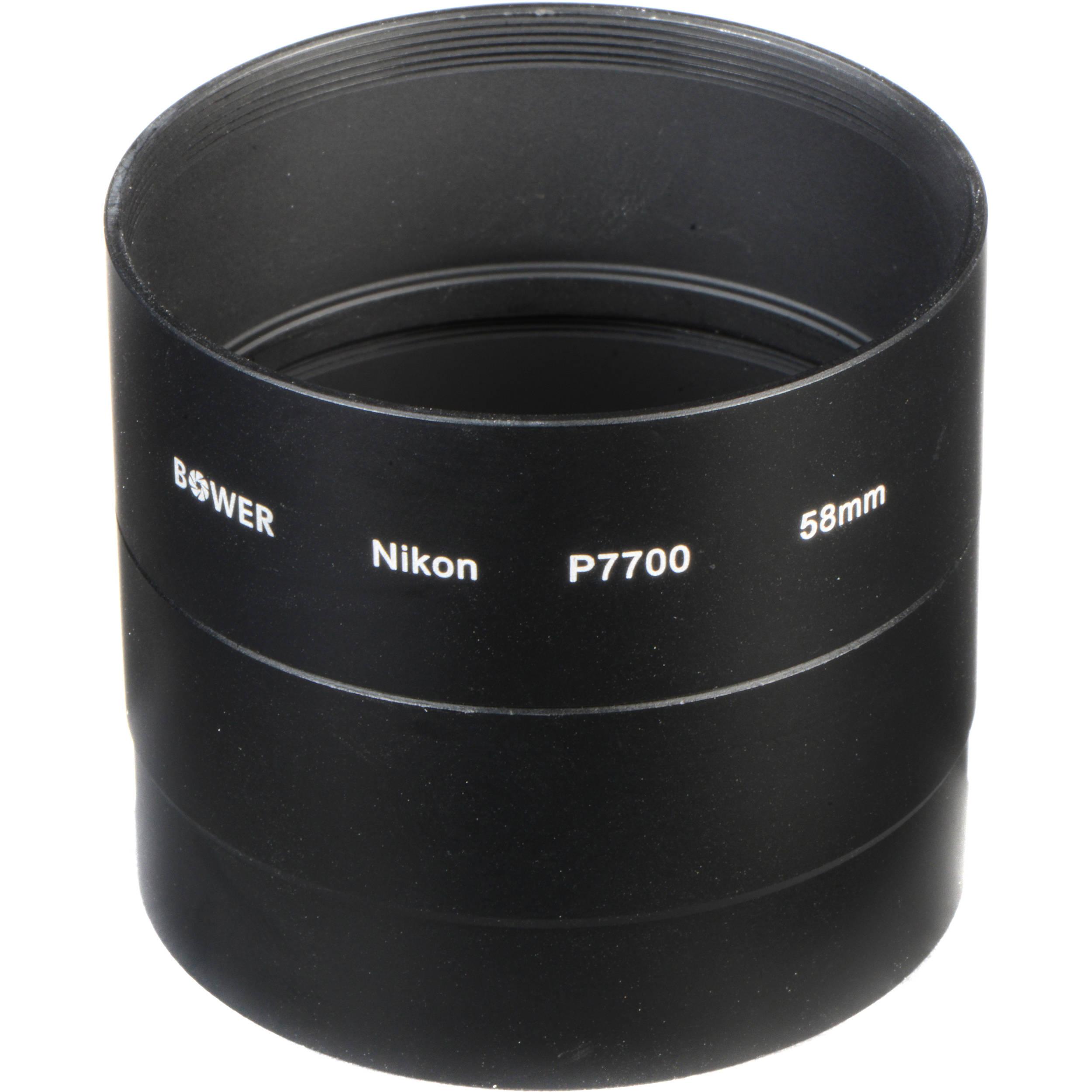 Bower Anp Nikon P