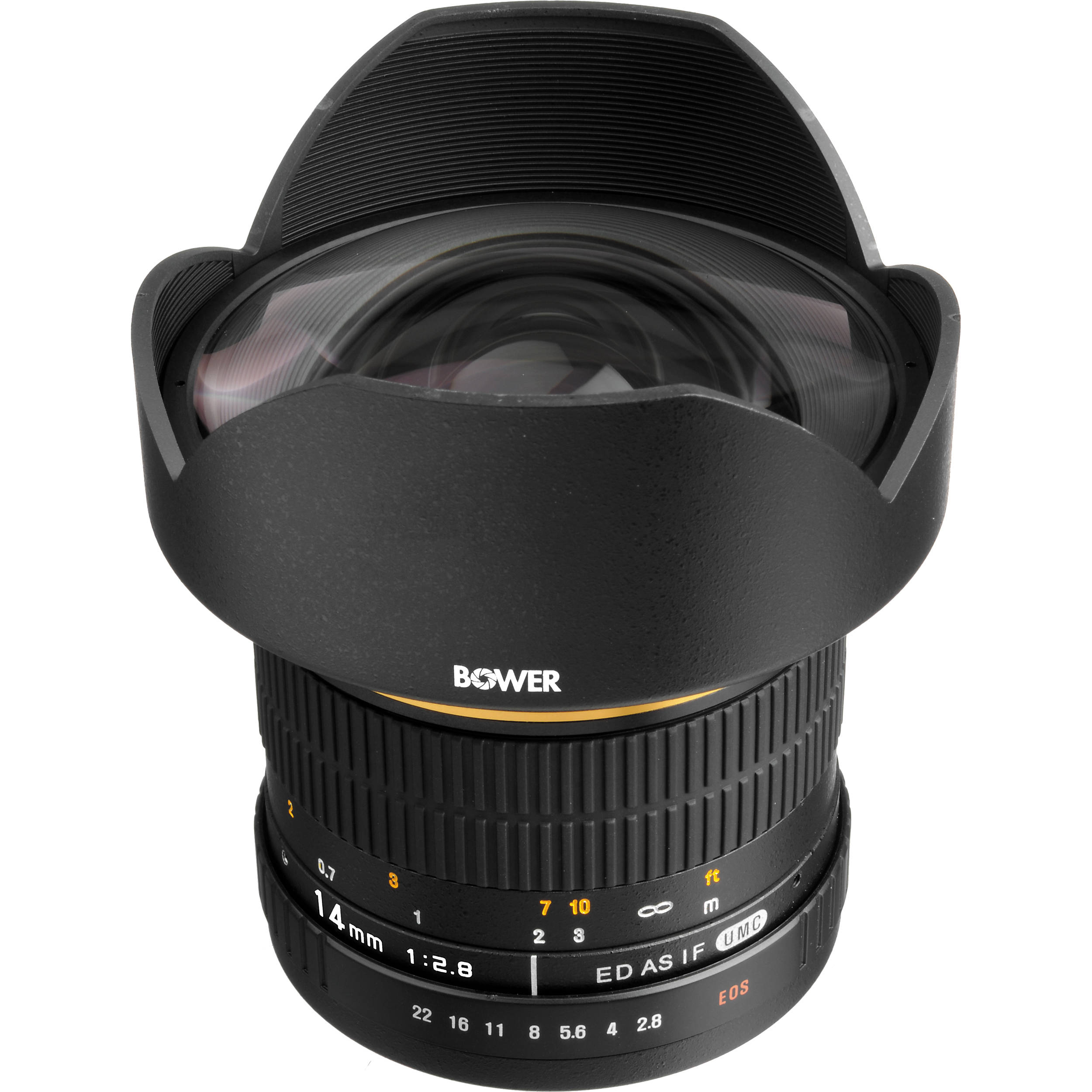 used bower 14mm f 2 8 ultra wide angle manual focus sly14mmf28c rh bhphotovideo com 2400Mm Lens Canon Camera Animated Camera