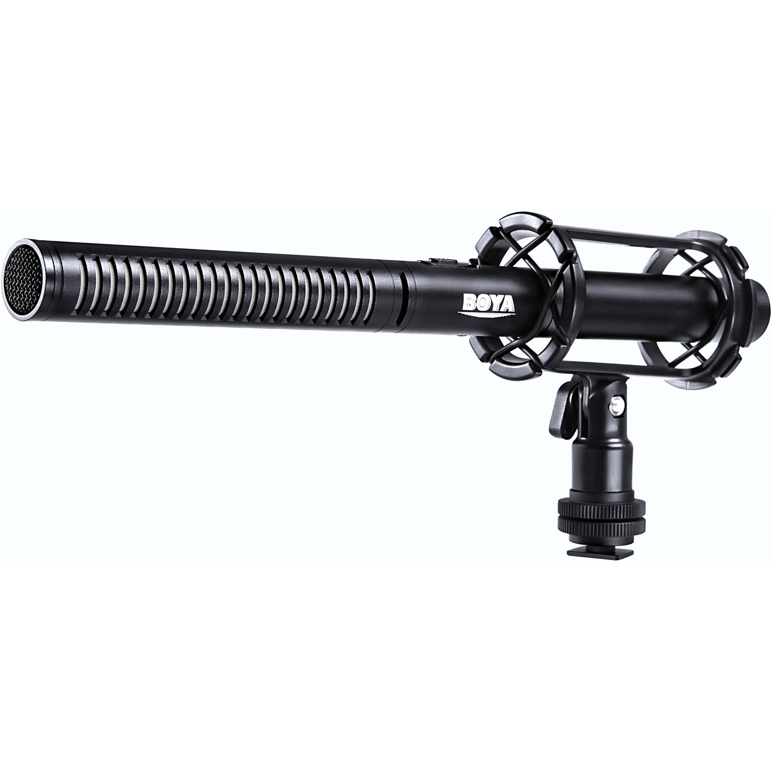 Boya By Pvm1000 Professional Shotgun Microphone By Pvm1000 B H