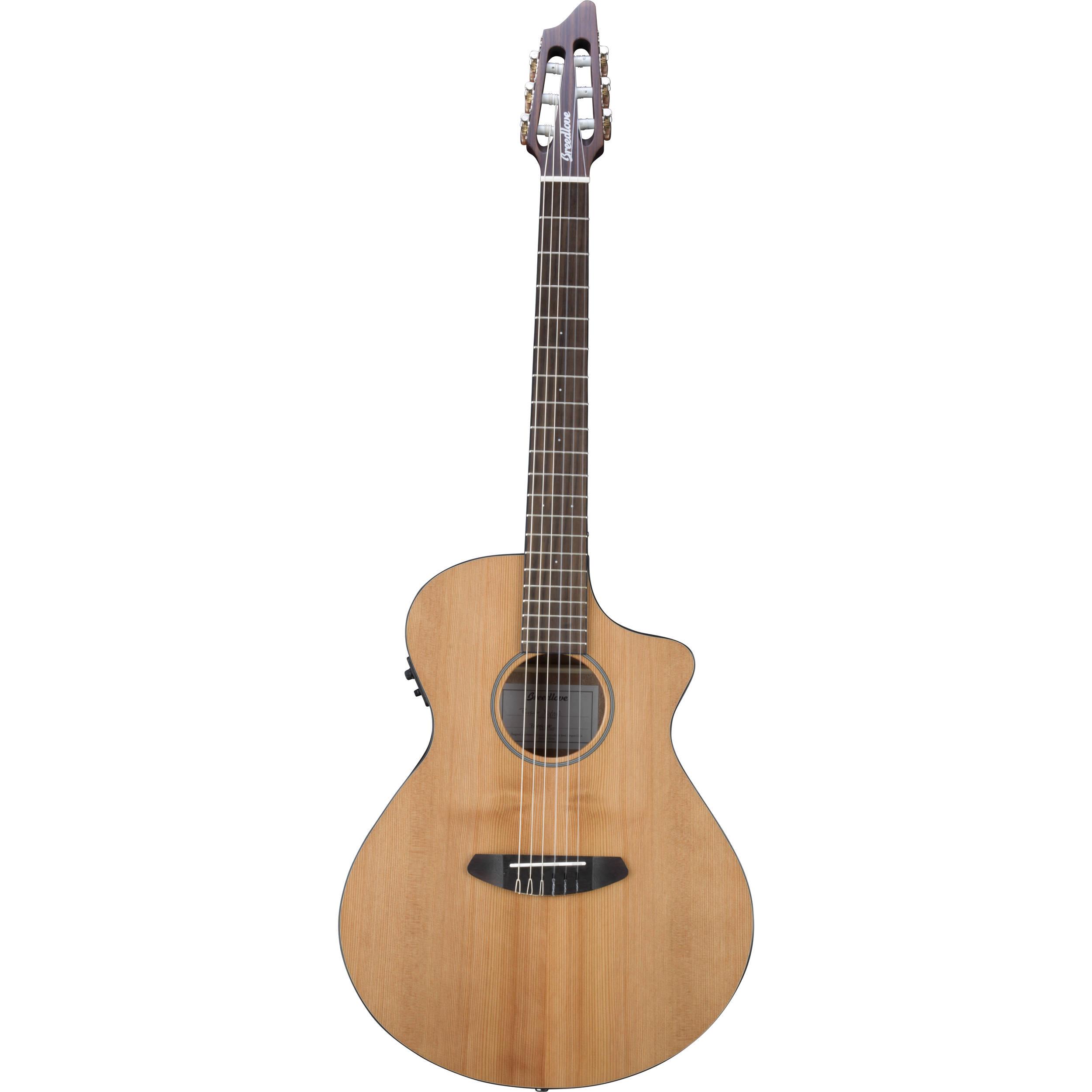 breedlove pursuit nylon acoustic electric guitar pursuit nylon. Black Bedroom Furniture Sets. Home Design Ideas