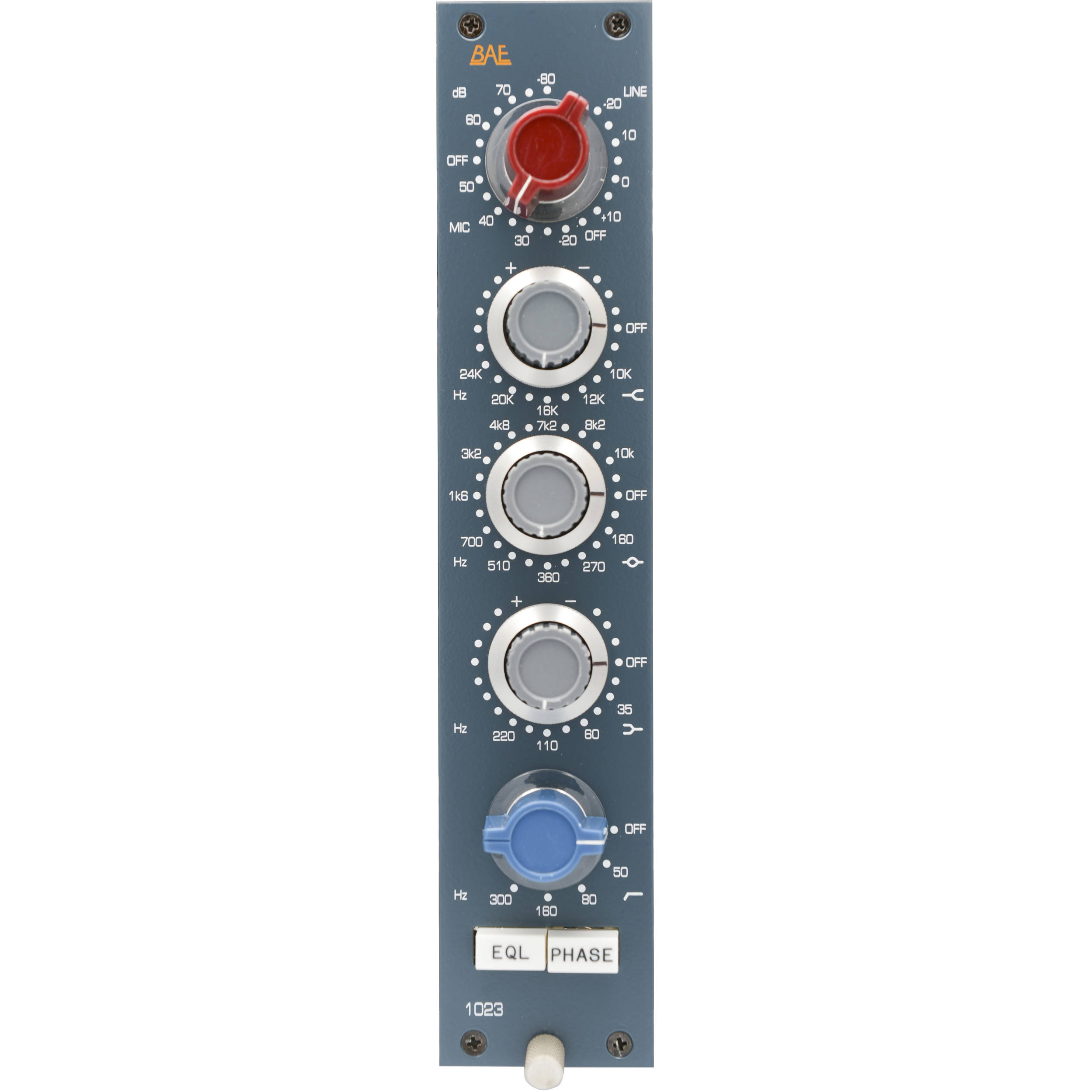 Bae 1023 3 Band Eq Module 1023mod Bh Photo Video Equalizer