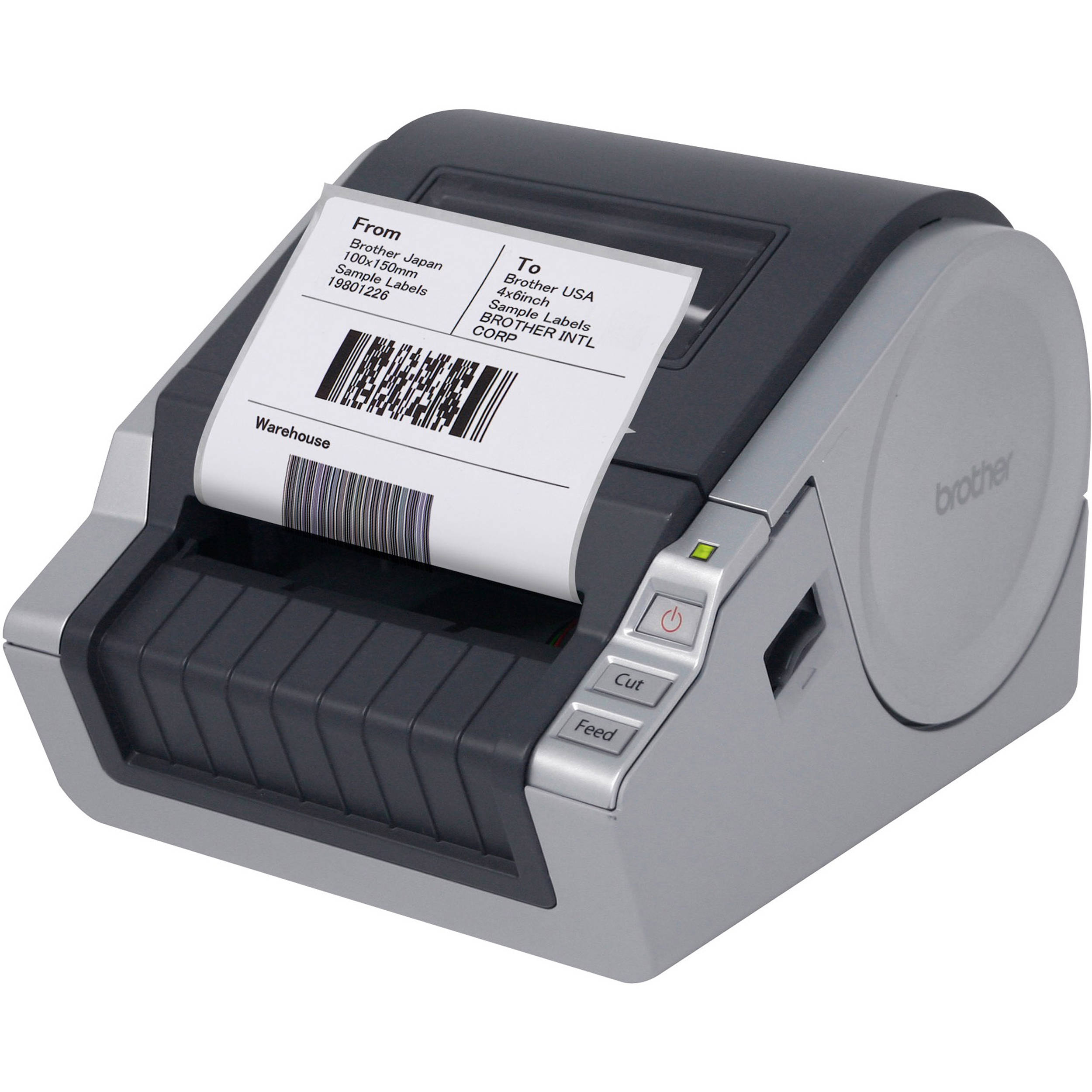 Brother QL-1060N Wide Format Professional Label Printer QL-1060N