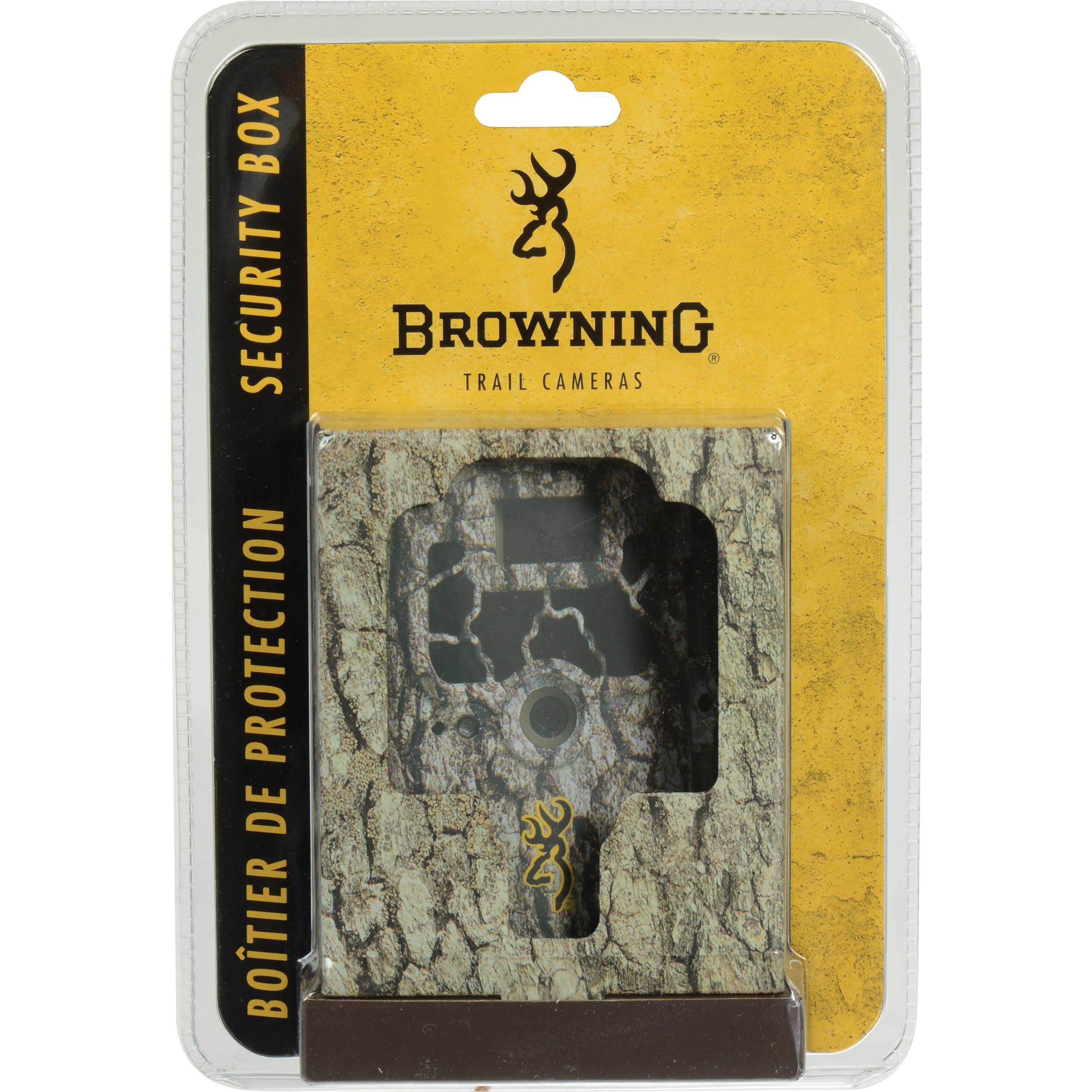Browning Trail Camera Security Box (Camo) BTC SB B&H Photo Video