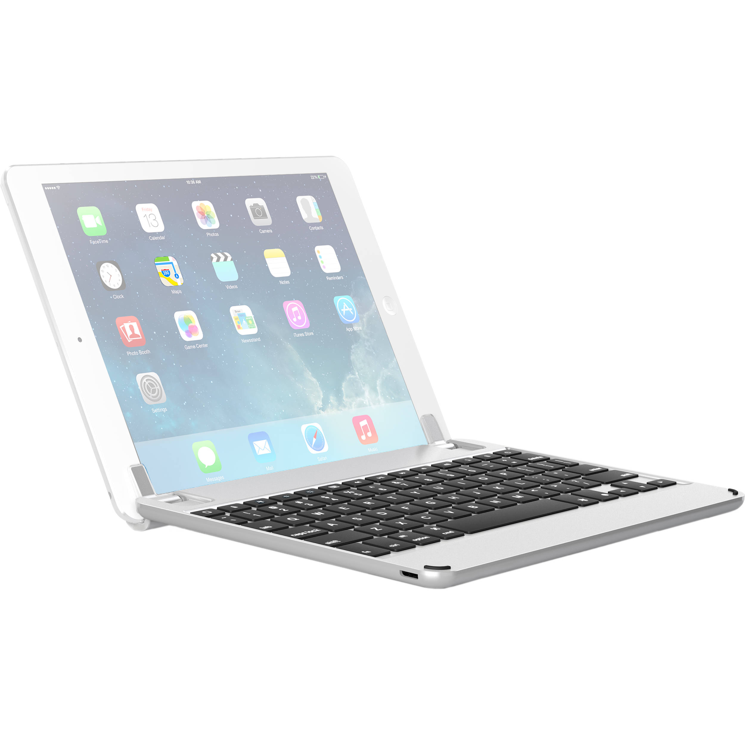 how to connect keyboard to ipad air