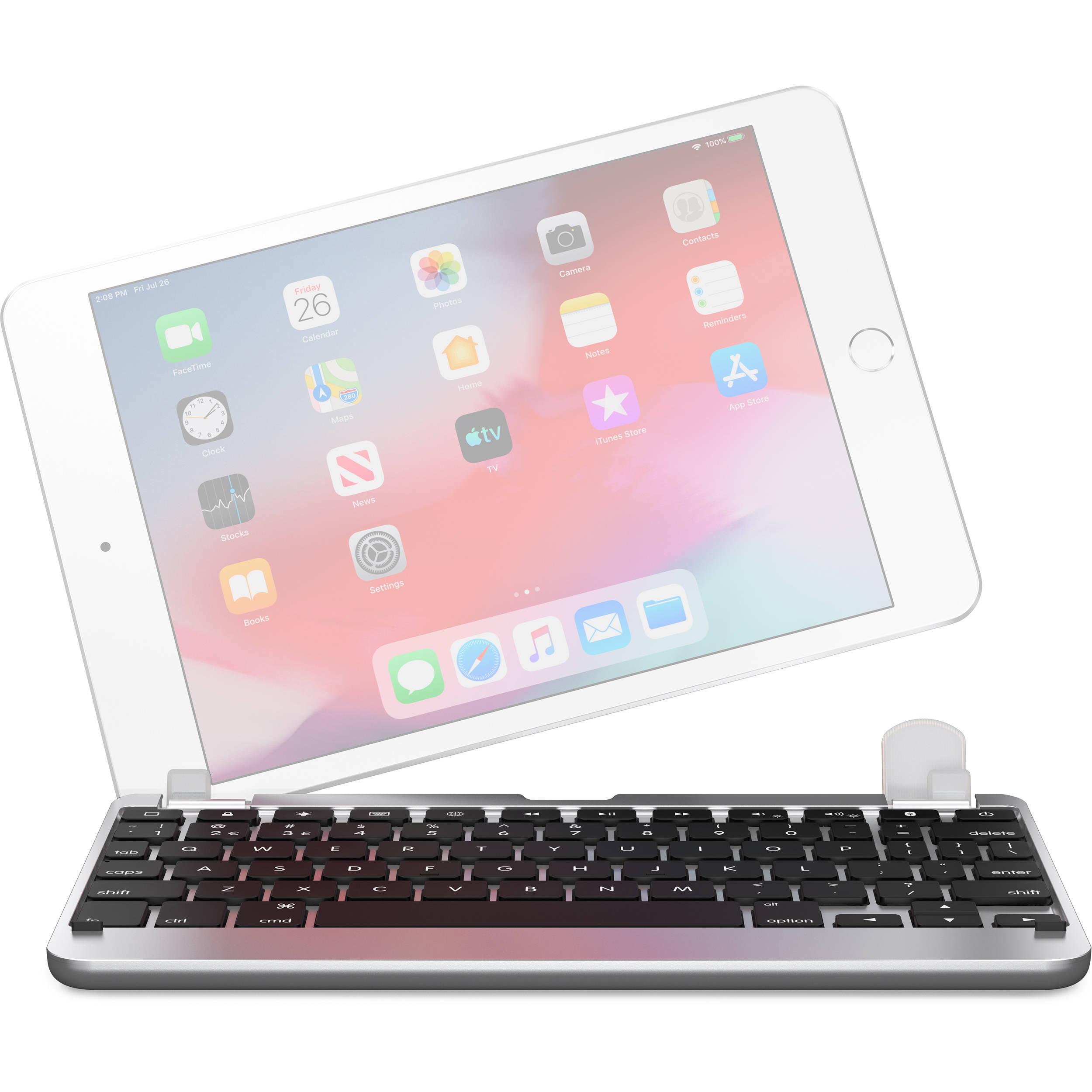 Brydge 7 9 Series 2 Wireless Backlit Keyboard For Ipad Bry5201