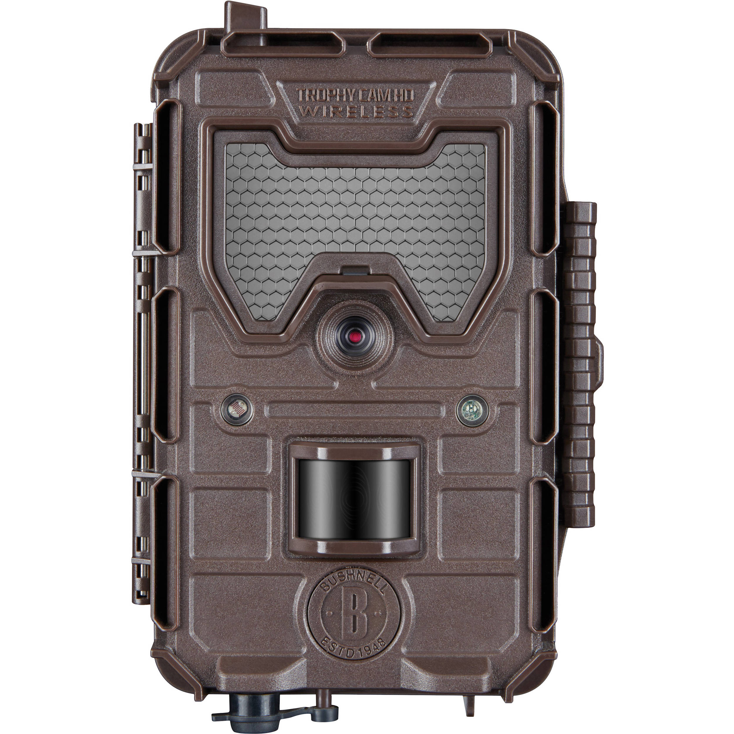 Bushnell Trophy Cam HD Aggressor Wireless Digital Trail ...