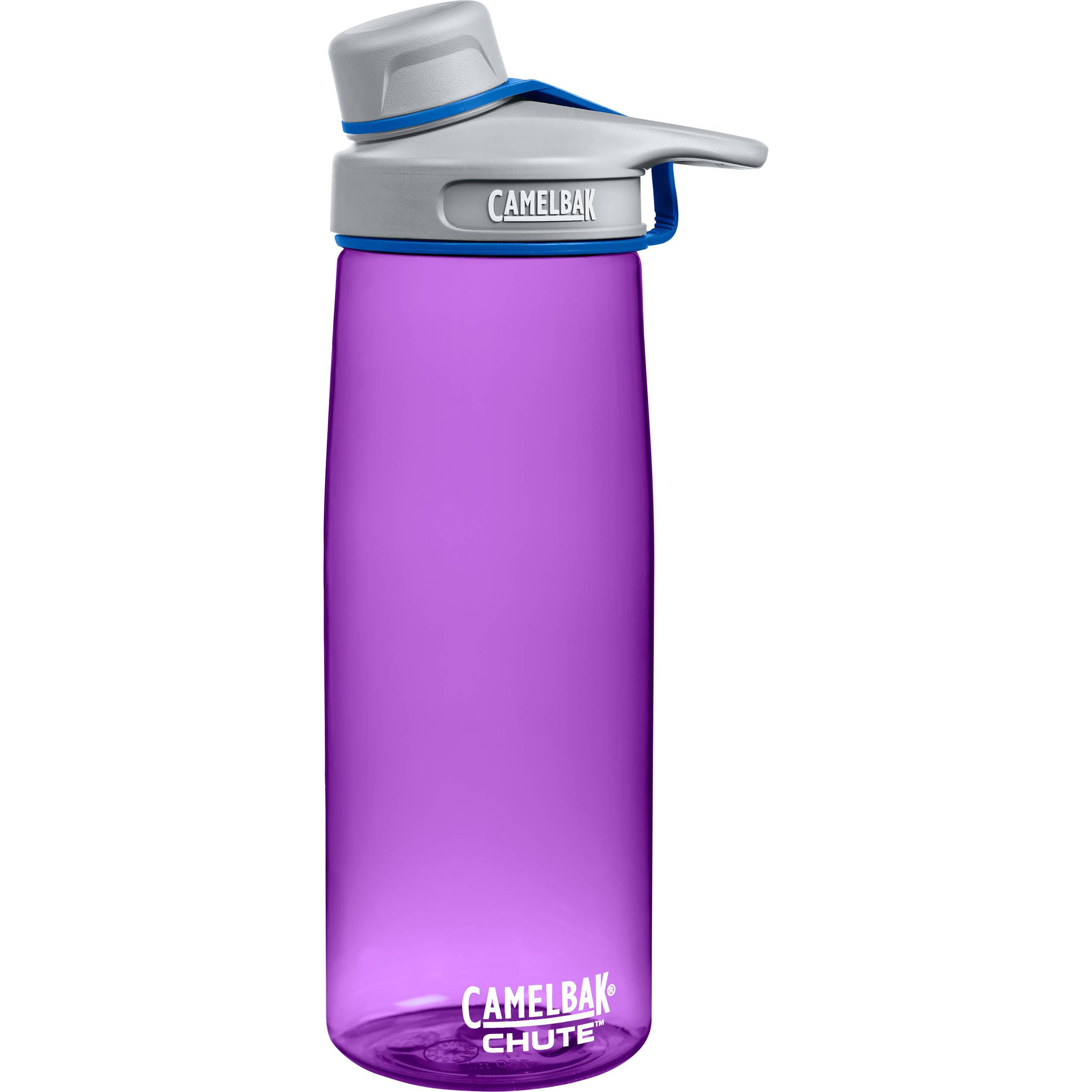 CAMELBAK Chute Water Bottle (25 fl oz, Lotus) 53839 B&H Photo