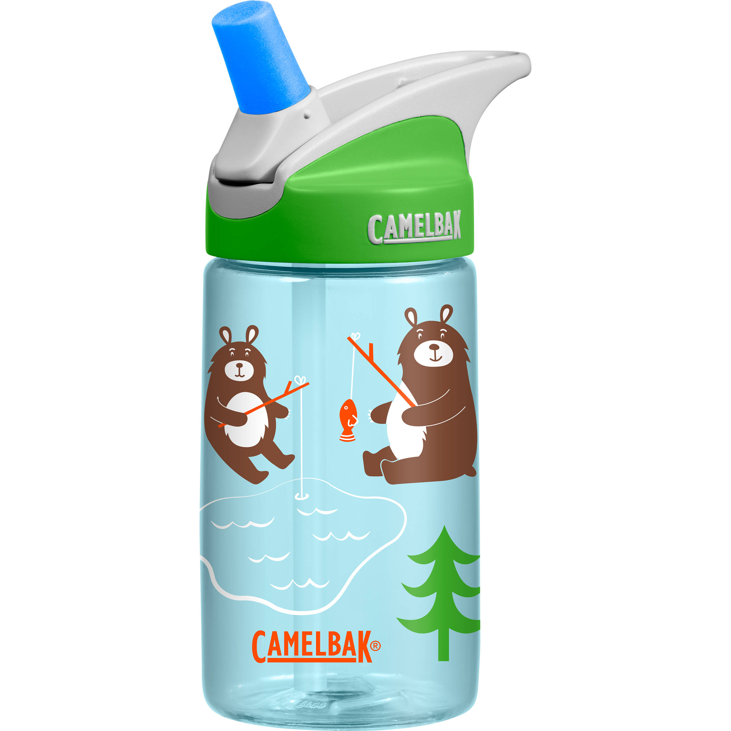 CAMELBAK 0.4L eddy Kids Insulated Water Bottle 54130 B&H Photo