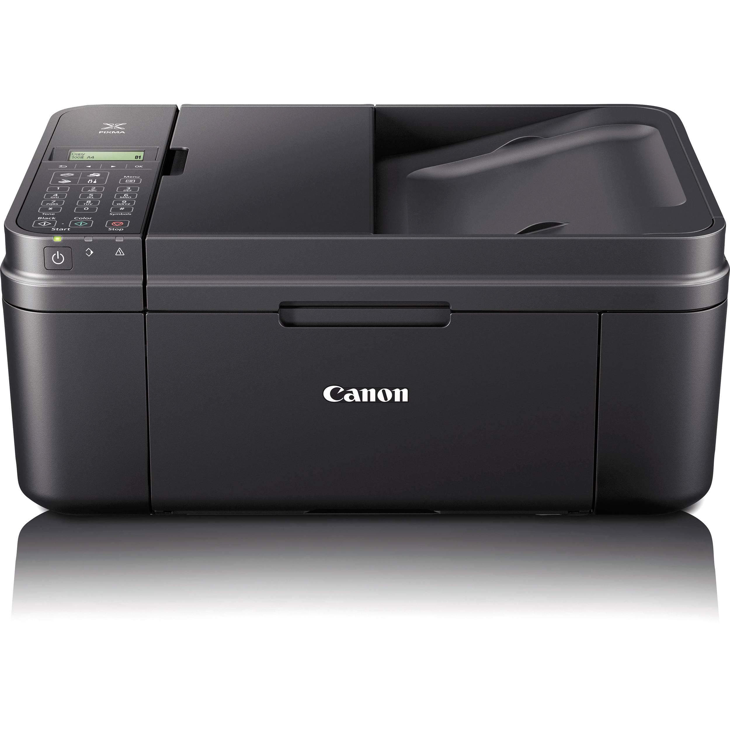 Canon Pixma Mx Wireless Inkjet Office All