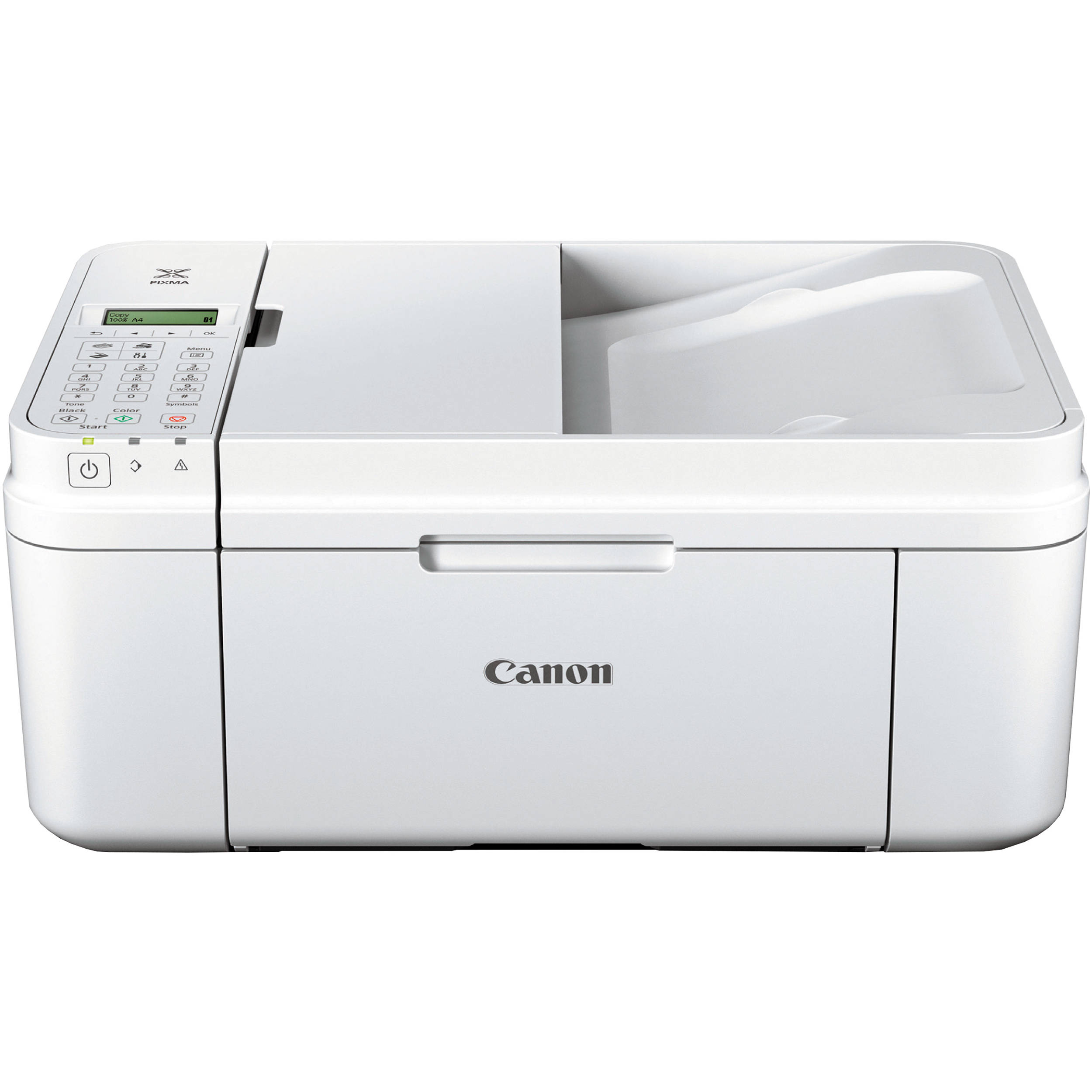 printer desktop plain print fax canon paper x office dpi multifunction products faxphone telephone monochrome ppm copier mono laser