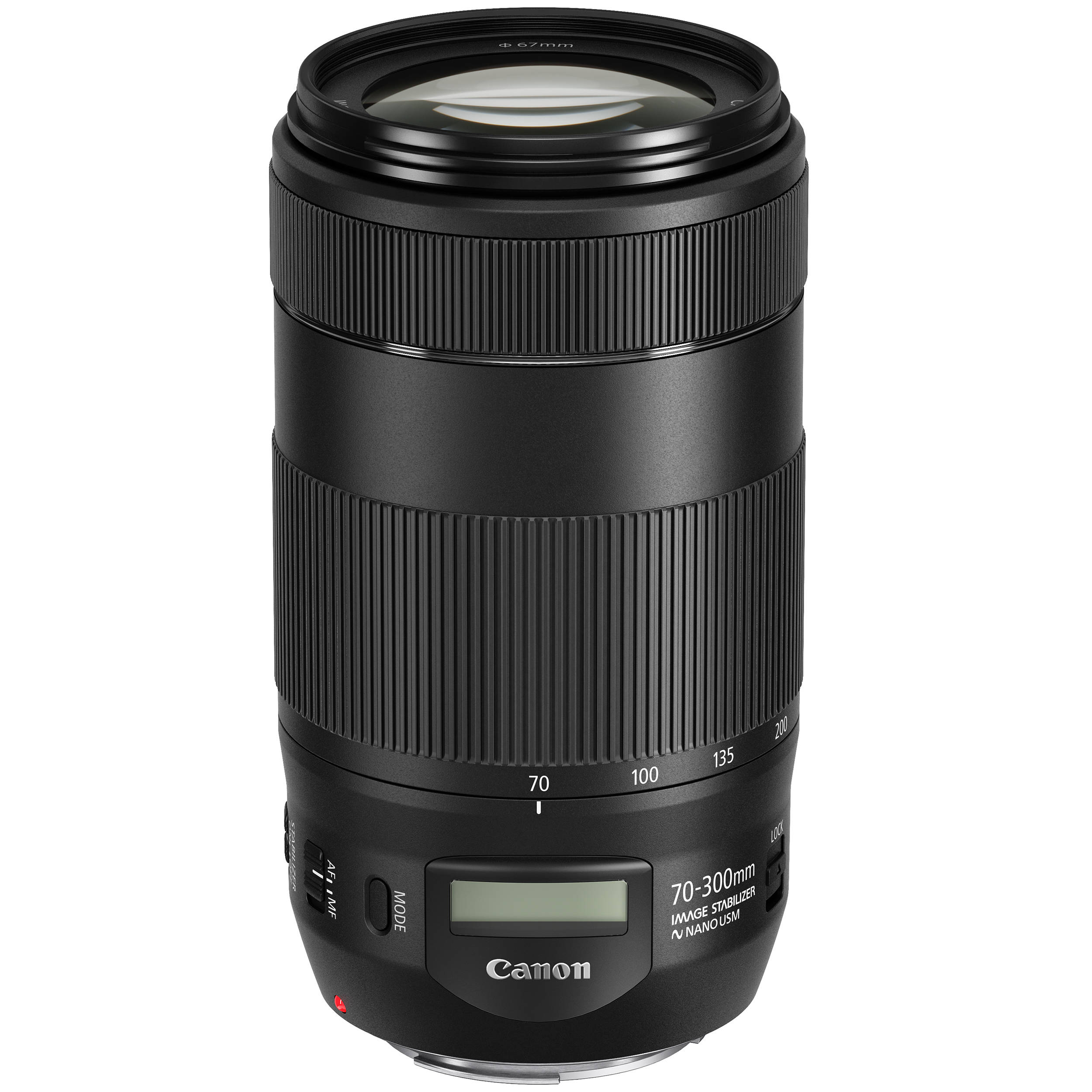Canon EF 70 300mm F 4 56 IS II USM Lens