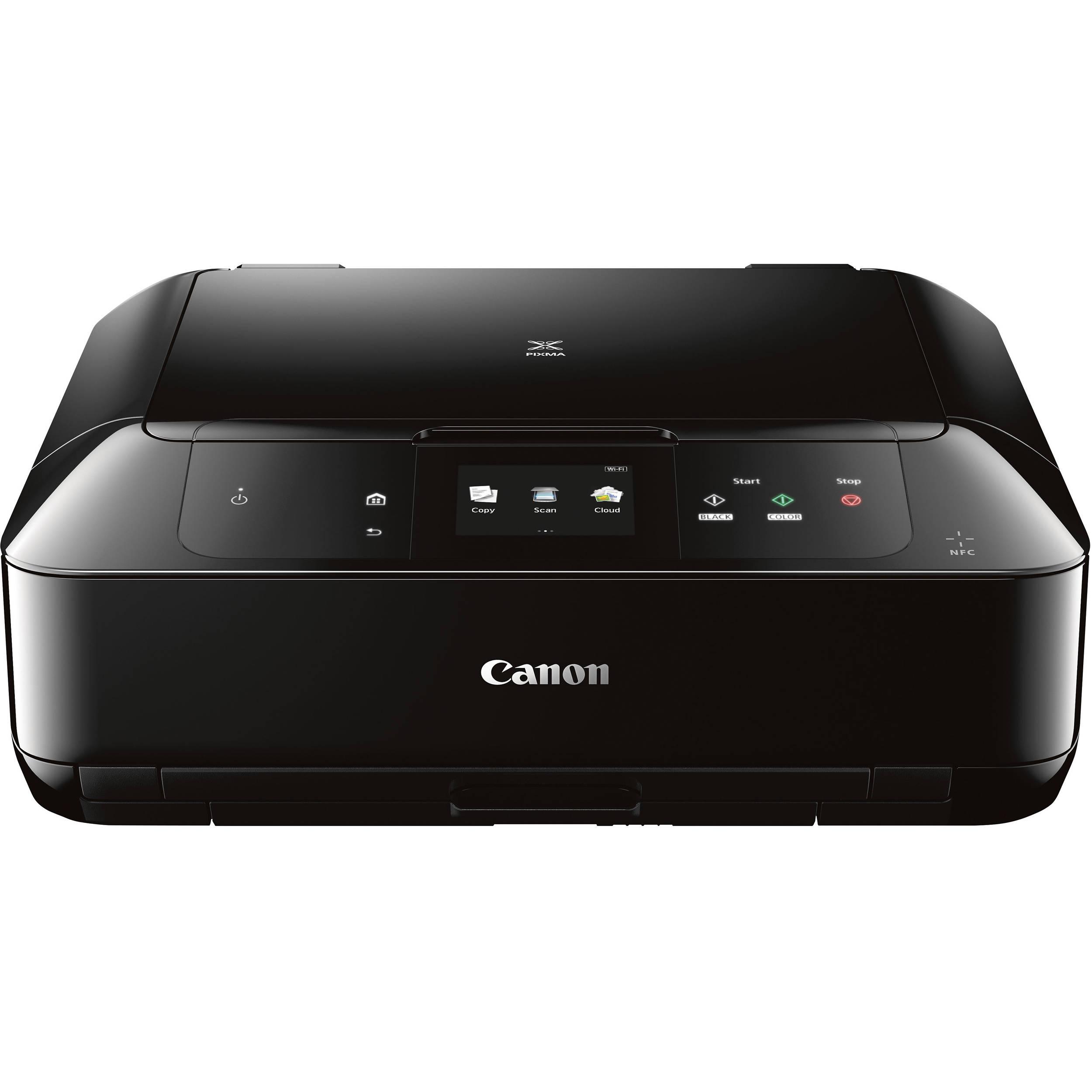 Canon PIXMA MG7720 Wireless All In One Inkjet Printer Black