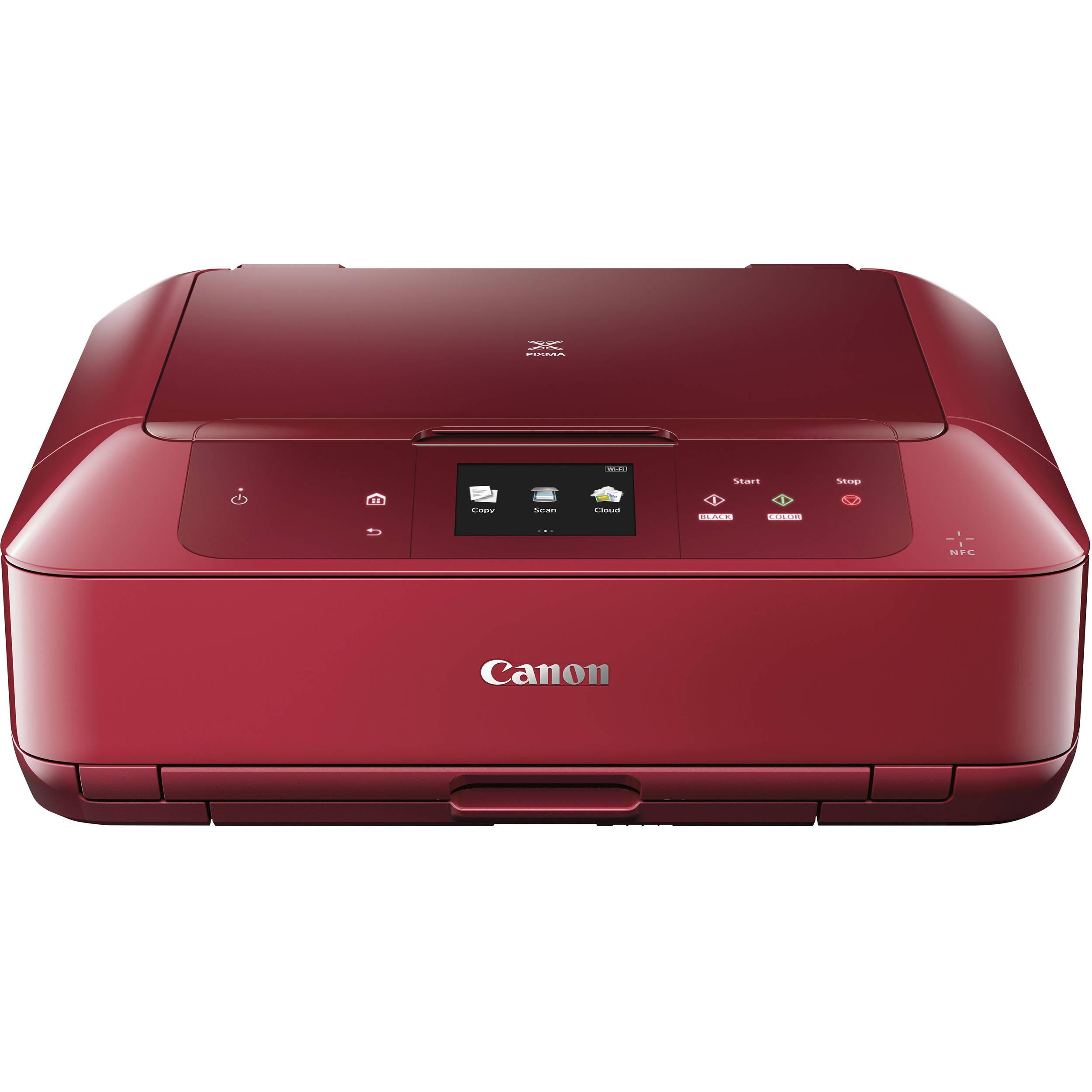 Canon PIXMA MG Wireless All in e Inkjet Printer CAA