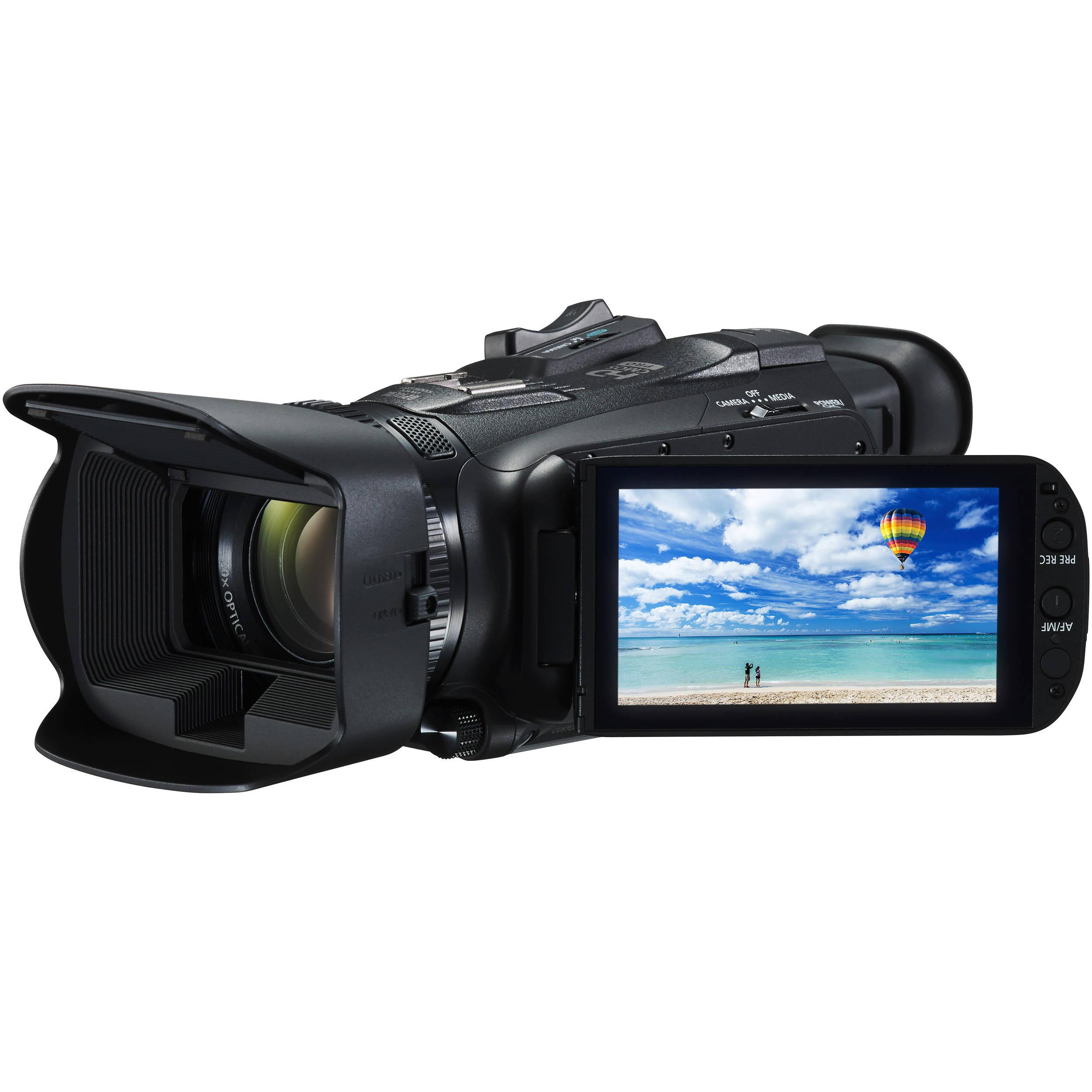 Canon Legria HF G40 Full HD Camcorder (PAL) 1005C002AA B&H Photo
